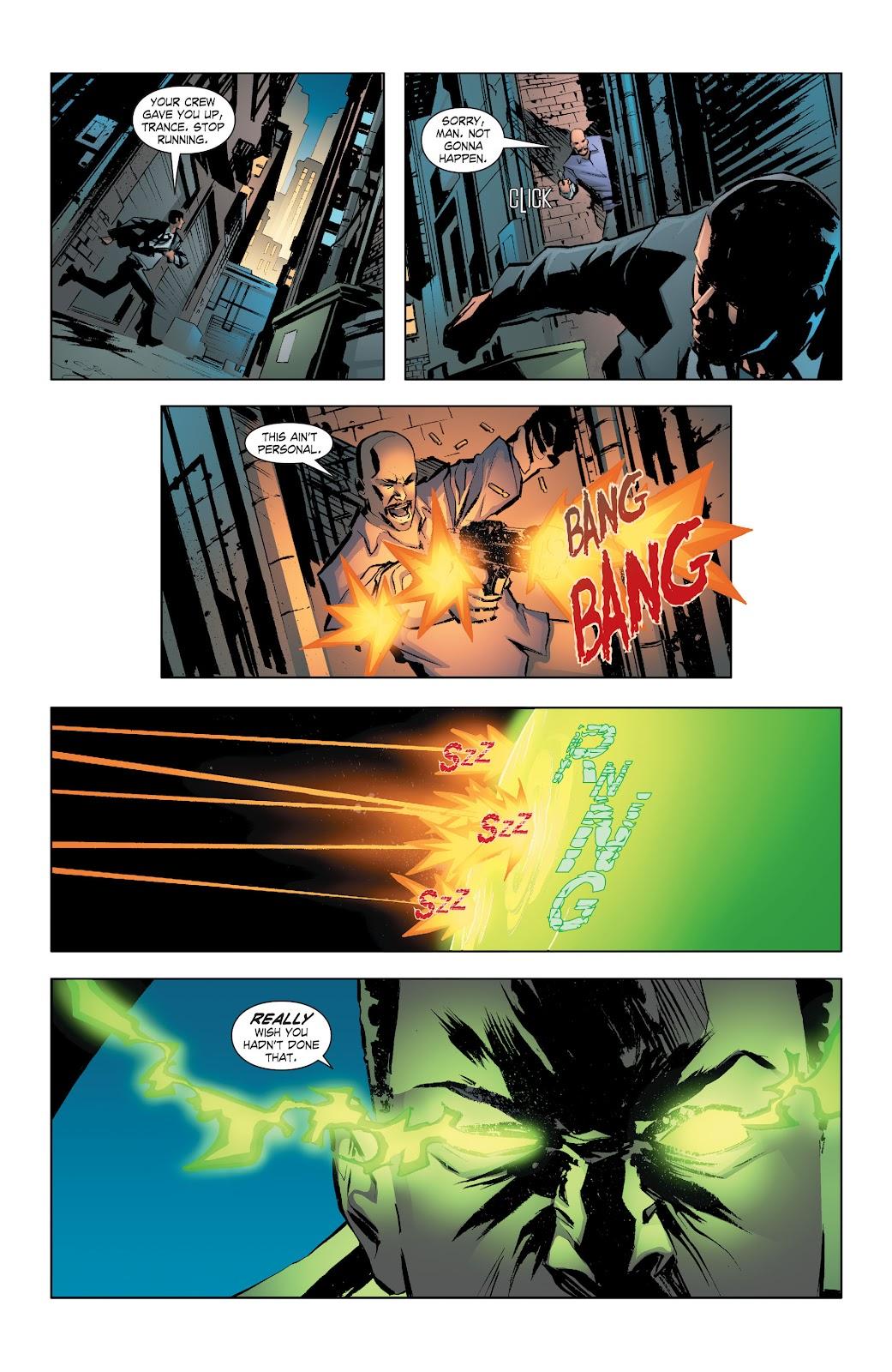 Read online Smallville Season 11 [II] comic -  Issue # TPB 7 - 17
