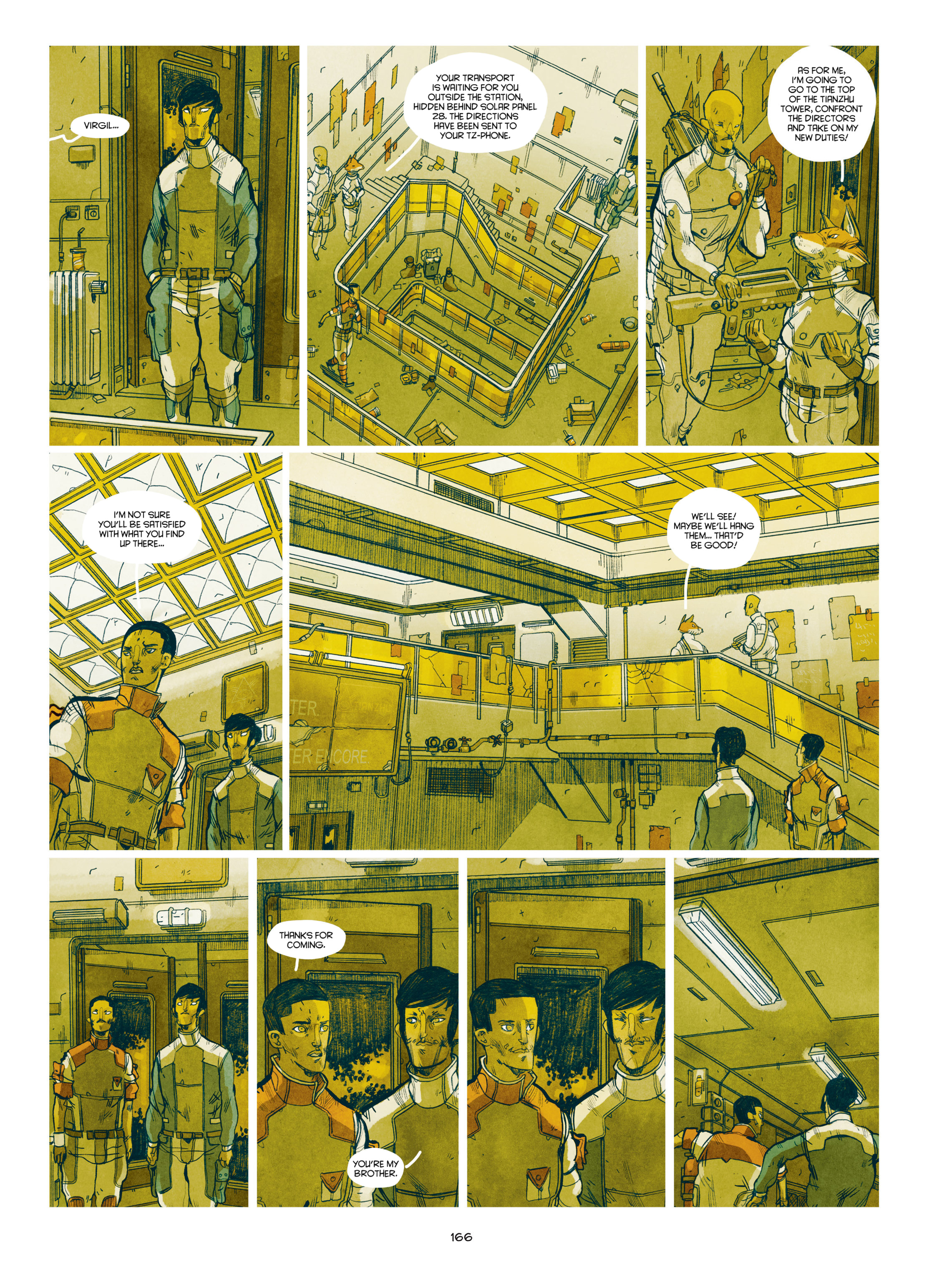 Read online Shangri-La comic -  Issue # Full - 167