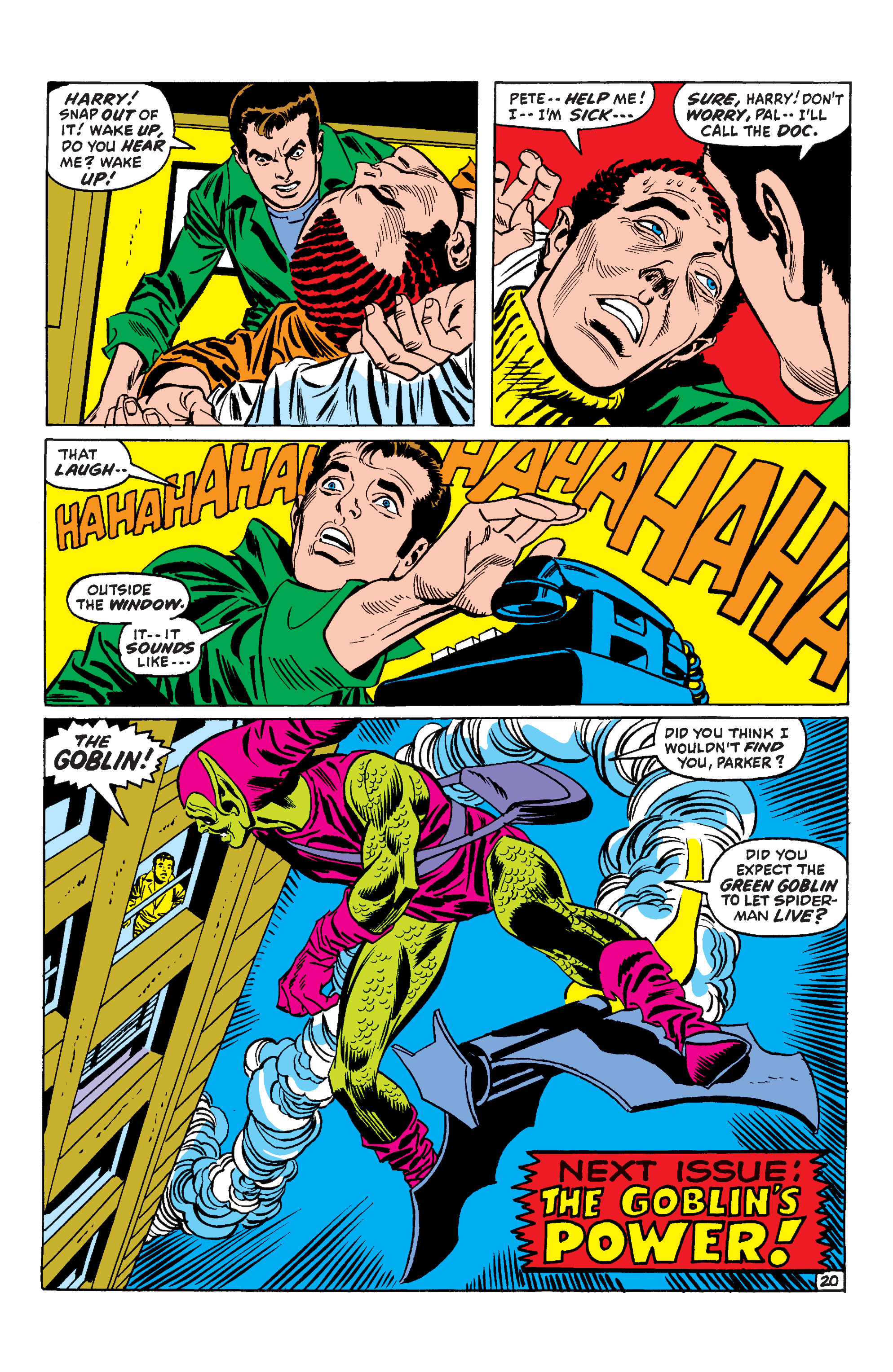 The Amazing Spider-Man (1963) 97 Page 19