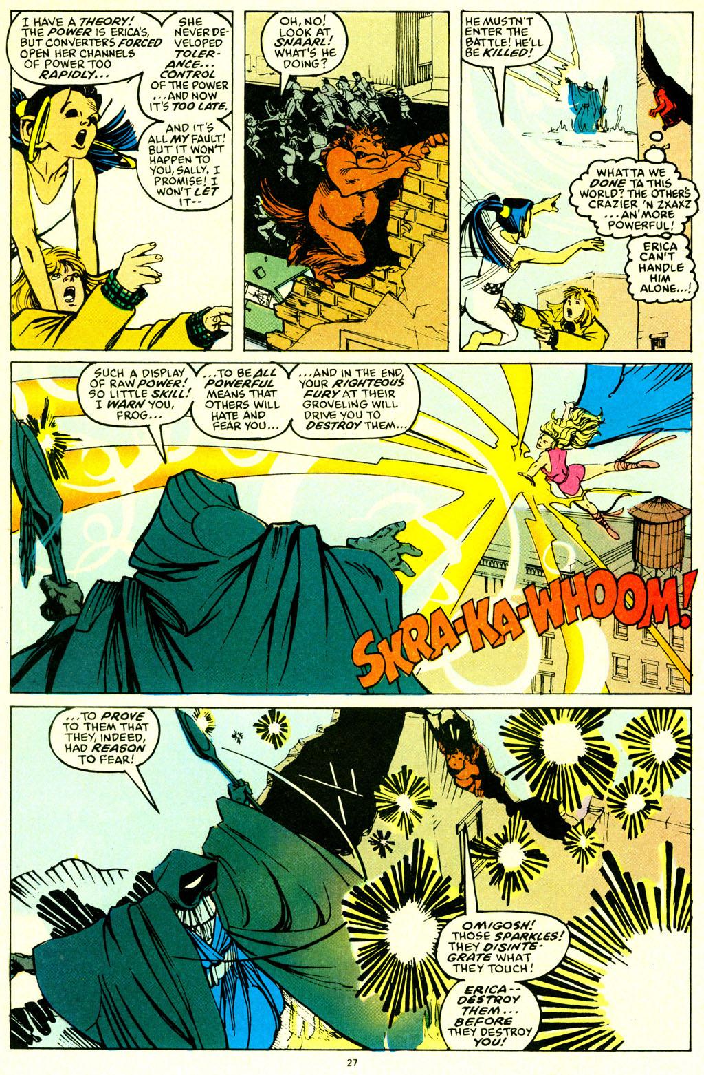 Read online Spellbound comic -  Issue #6 - 28