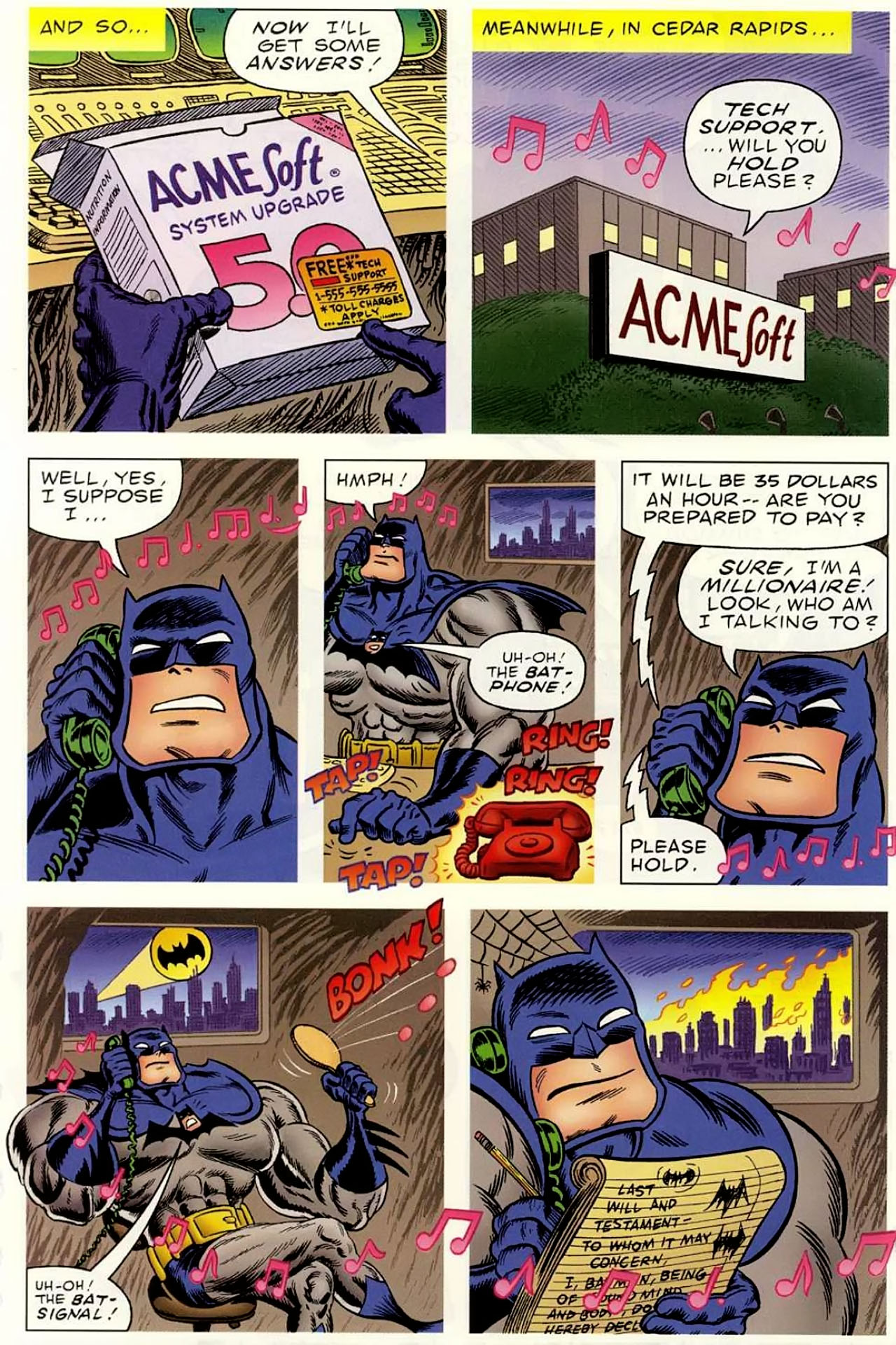 Read online Bizarro World comic -  Issue # TPB - 76