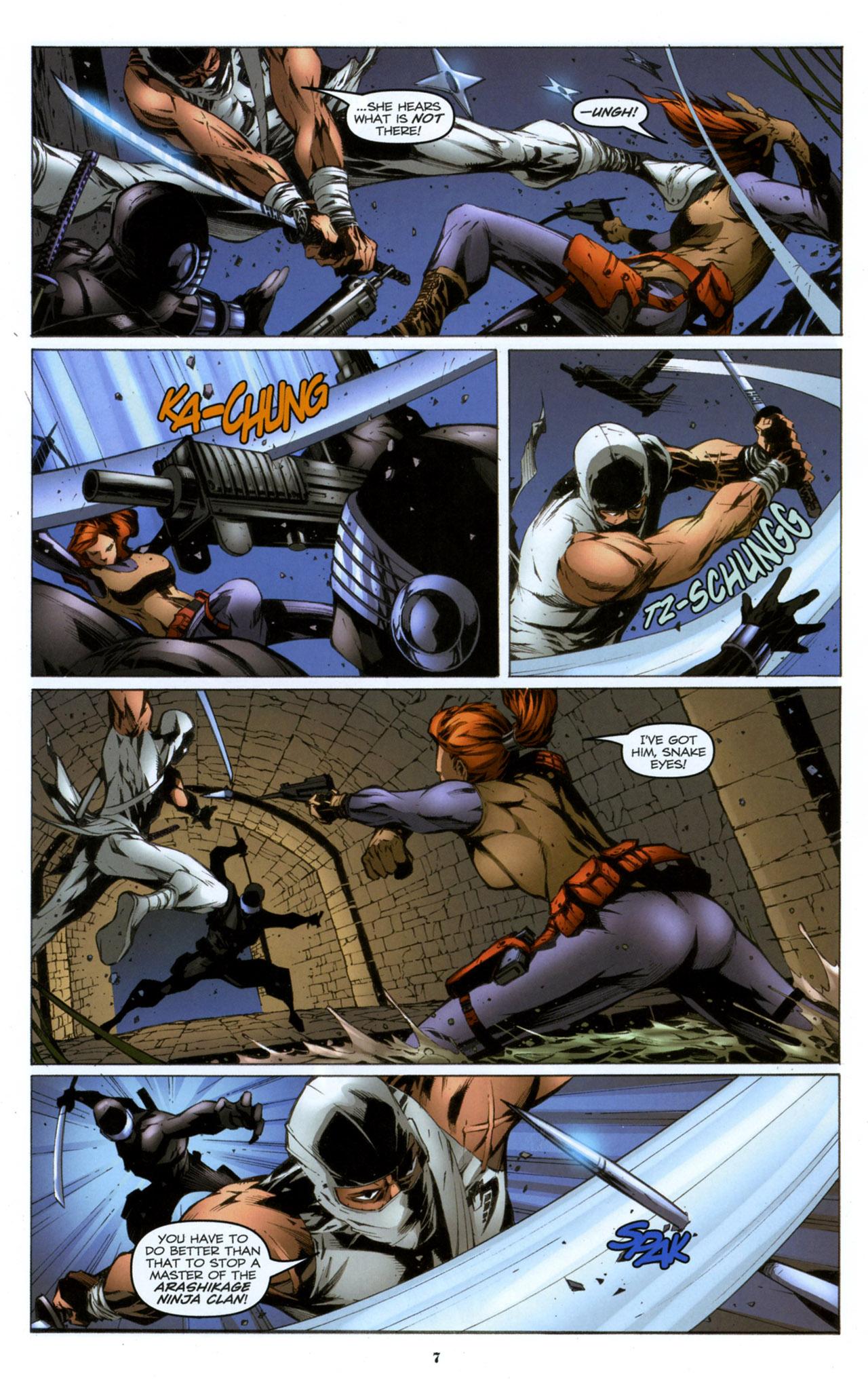 G.I. Joe: A Real American Hero 158 Page 8