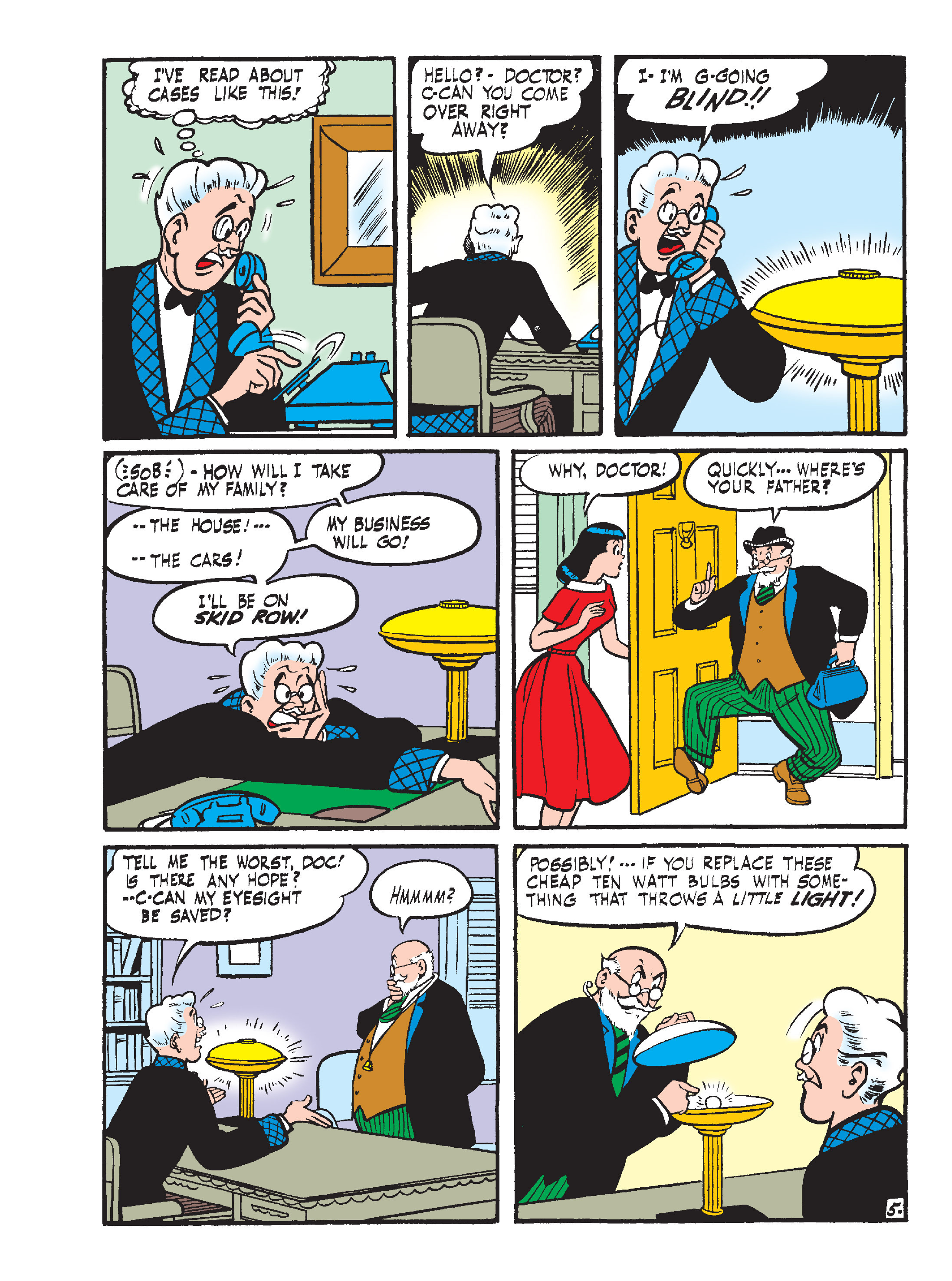 Read online World of Archie Double Digest comic -  Issue #55 - 150