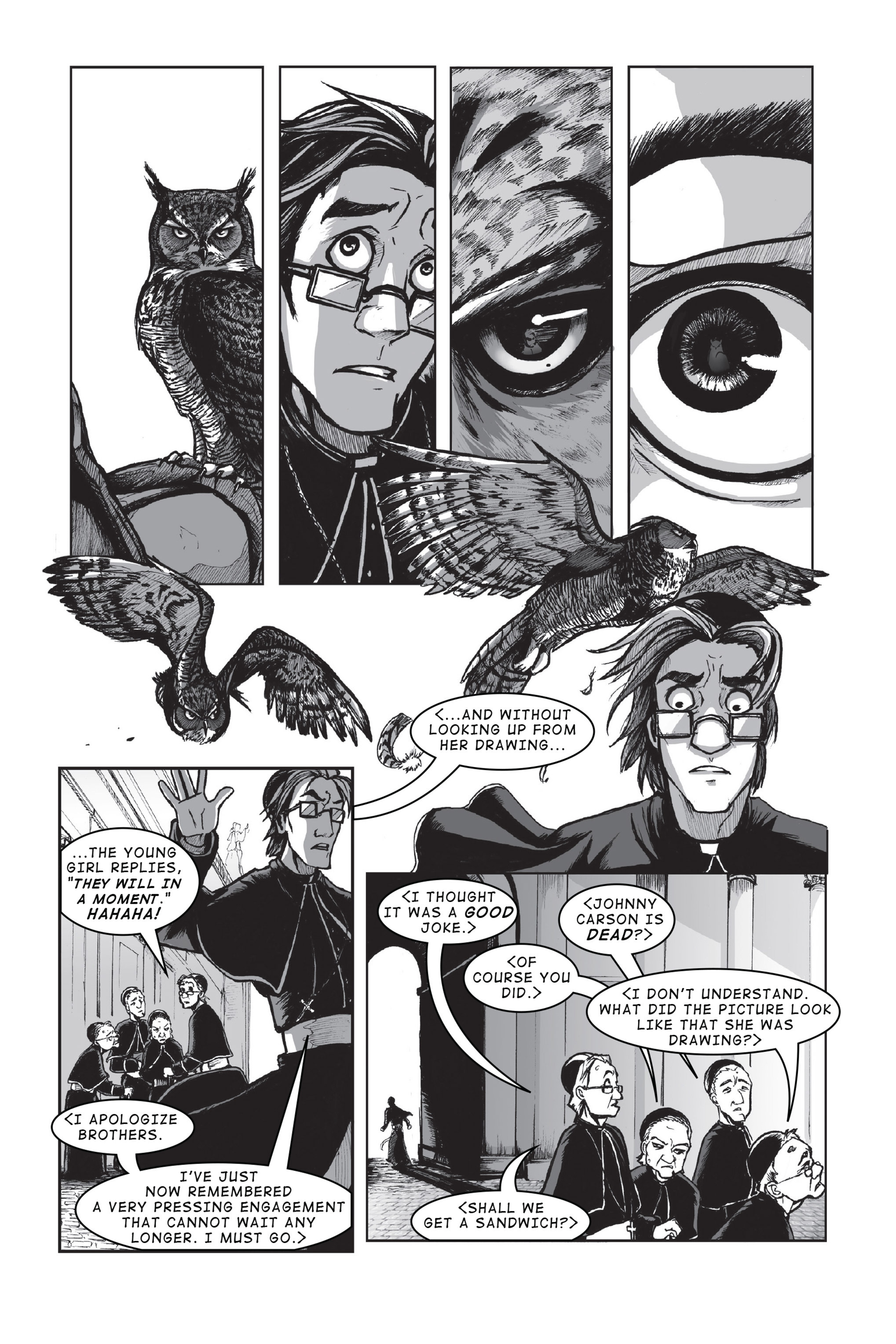 Read online American Dark Age comic -  Issue #1 - 15