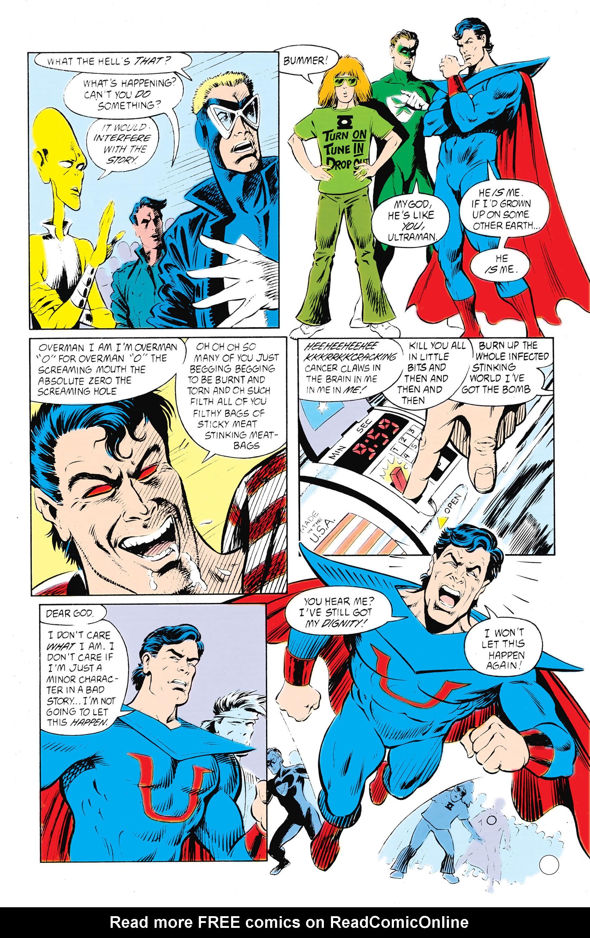 Read online Animal Man (1988) comic -  Issue #24 - 6