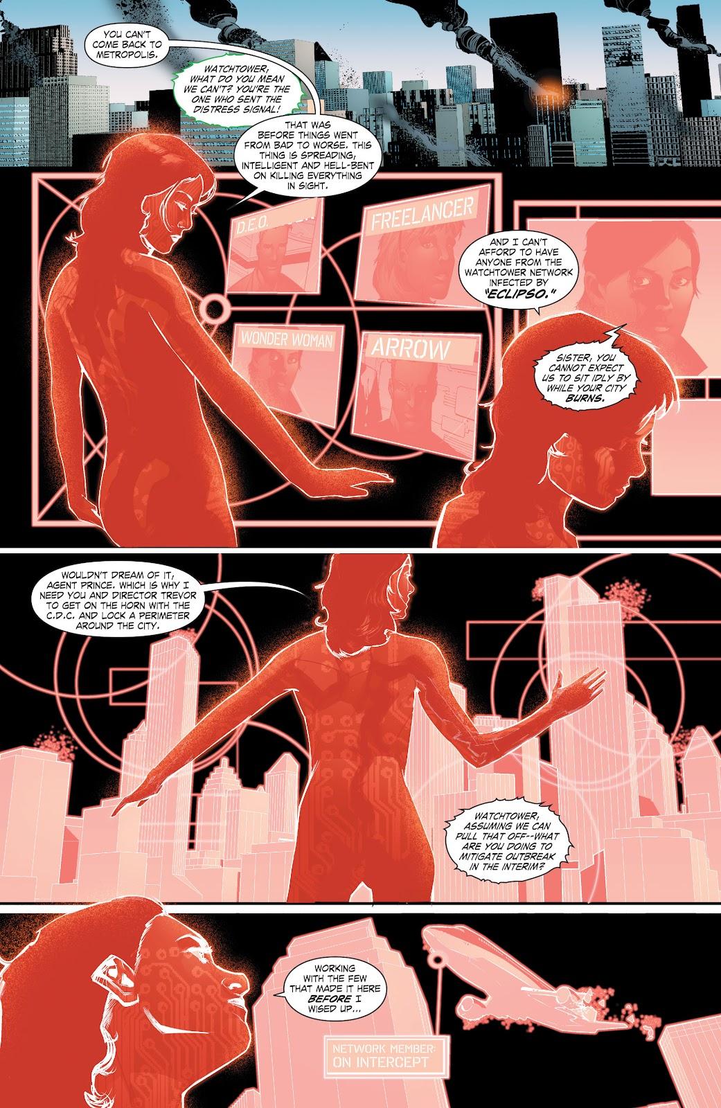 Read online Smallville Season 11 [II] comic -  Issue # TPB 8 - 119