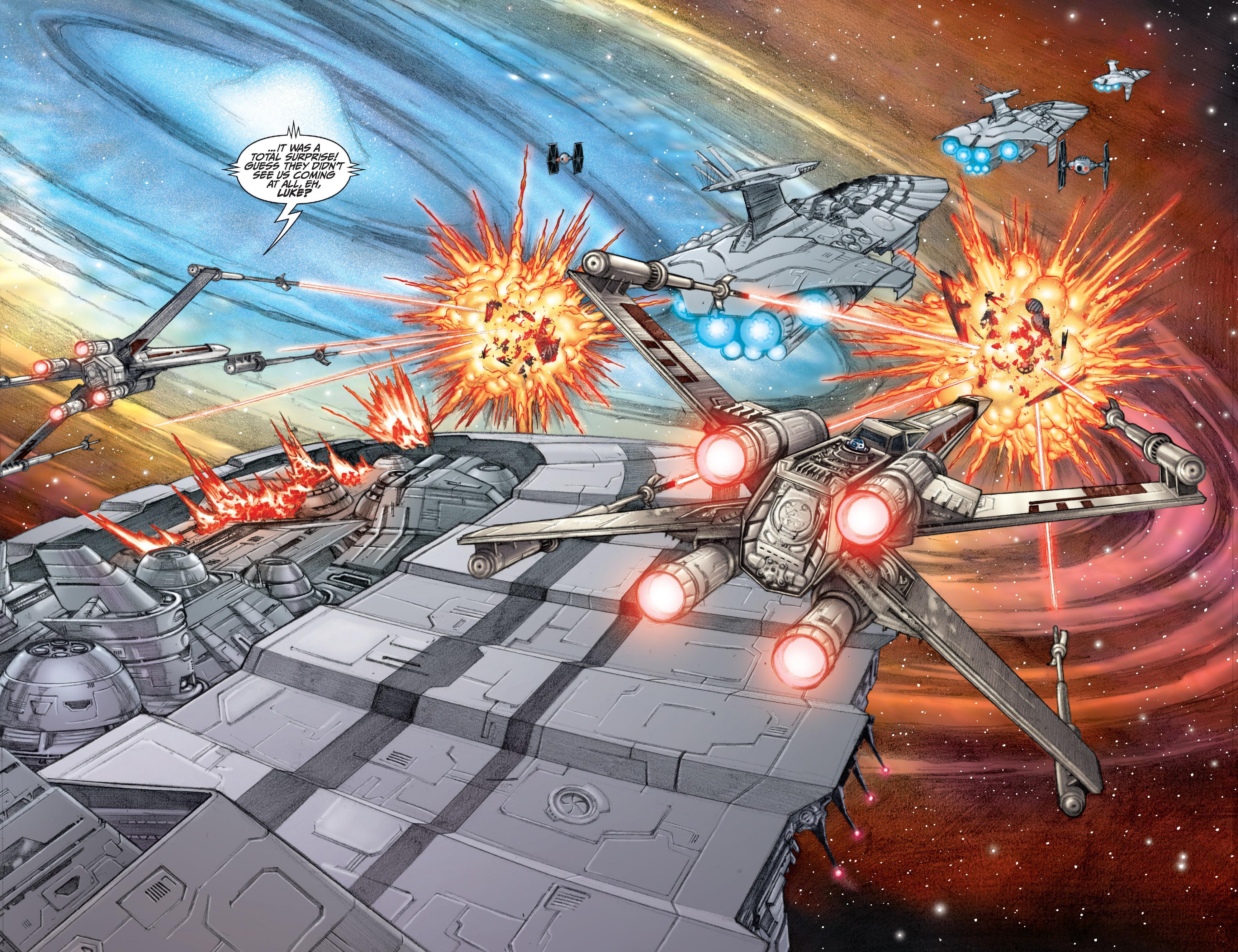 Read online Star Wars Omnibus comic -  Issue # Vol. 22 - 348