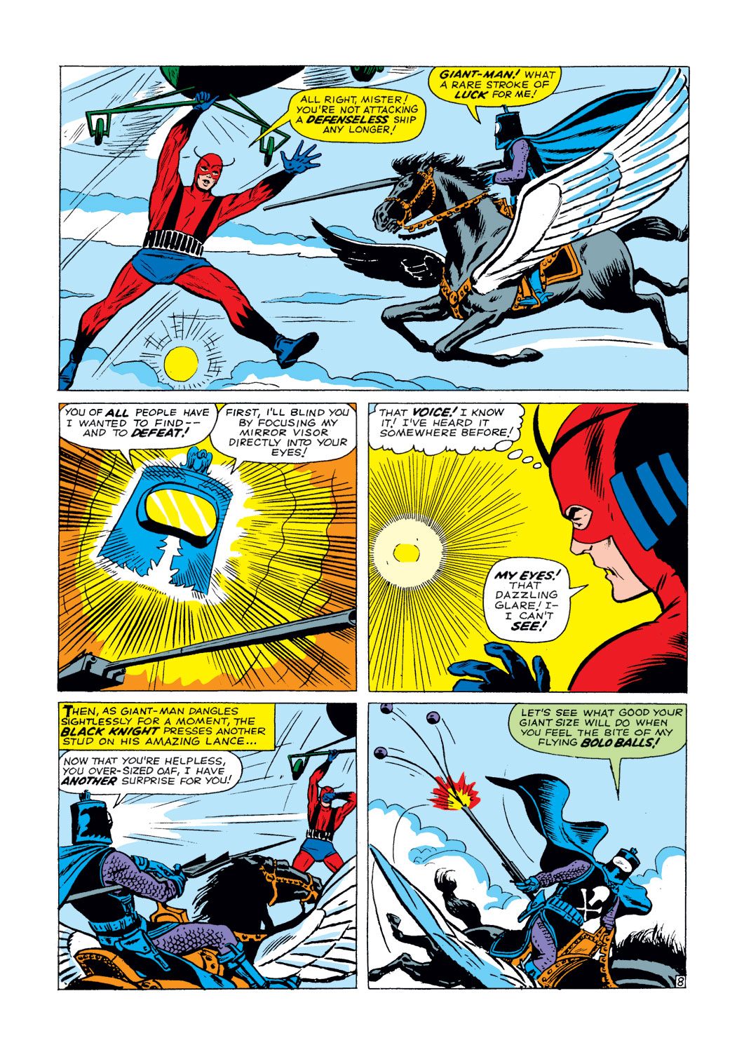 Tales to Astonish (1959) issue 52 - Page 9