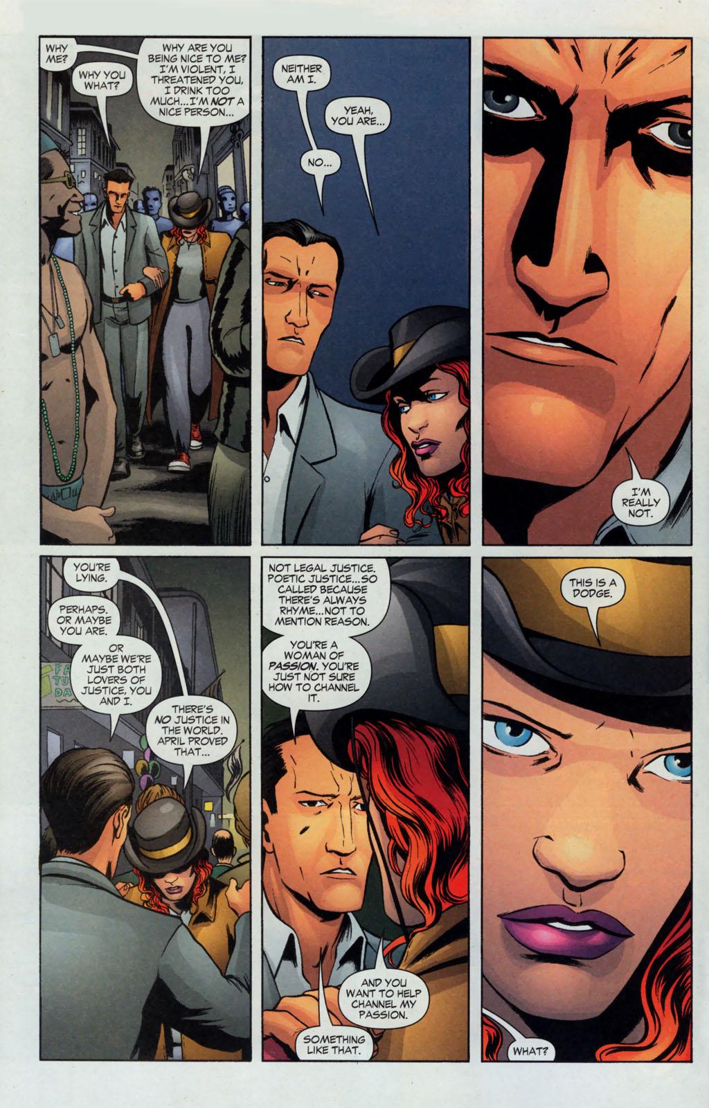 Read online Fallen Angel (2003) comic -  Issue #12 - 19