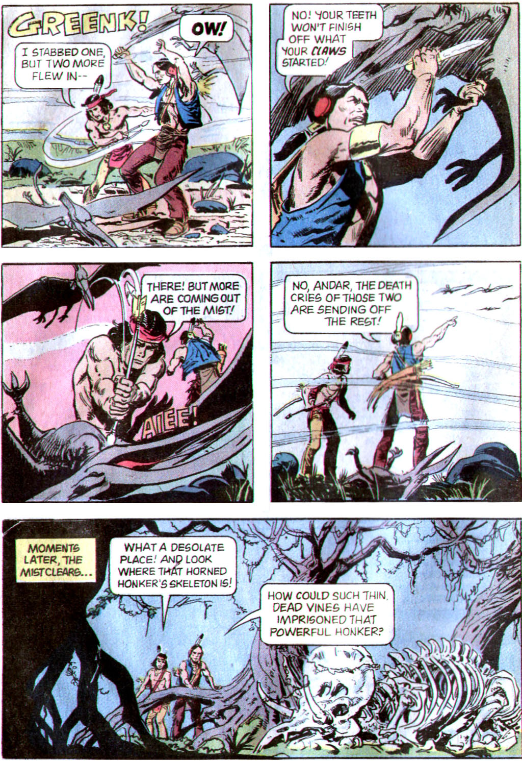 Read online Turok, Son of Stone comic -  Issue #122 - 6