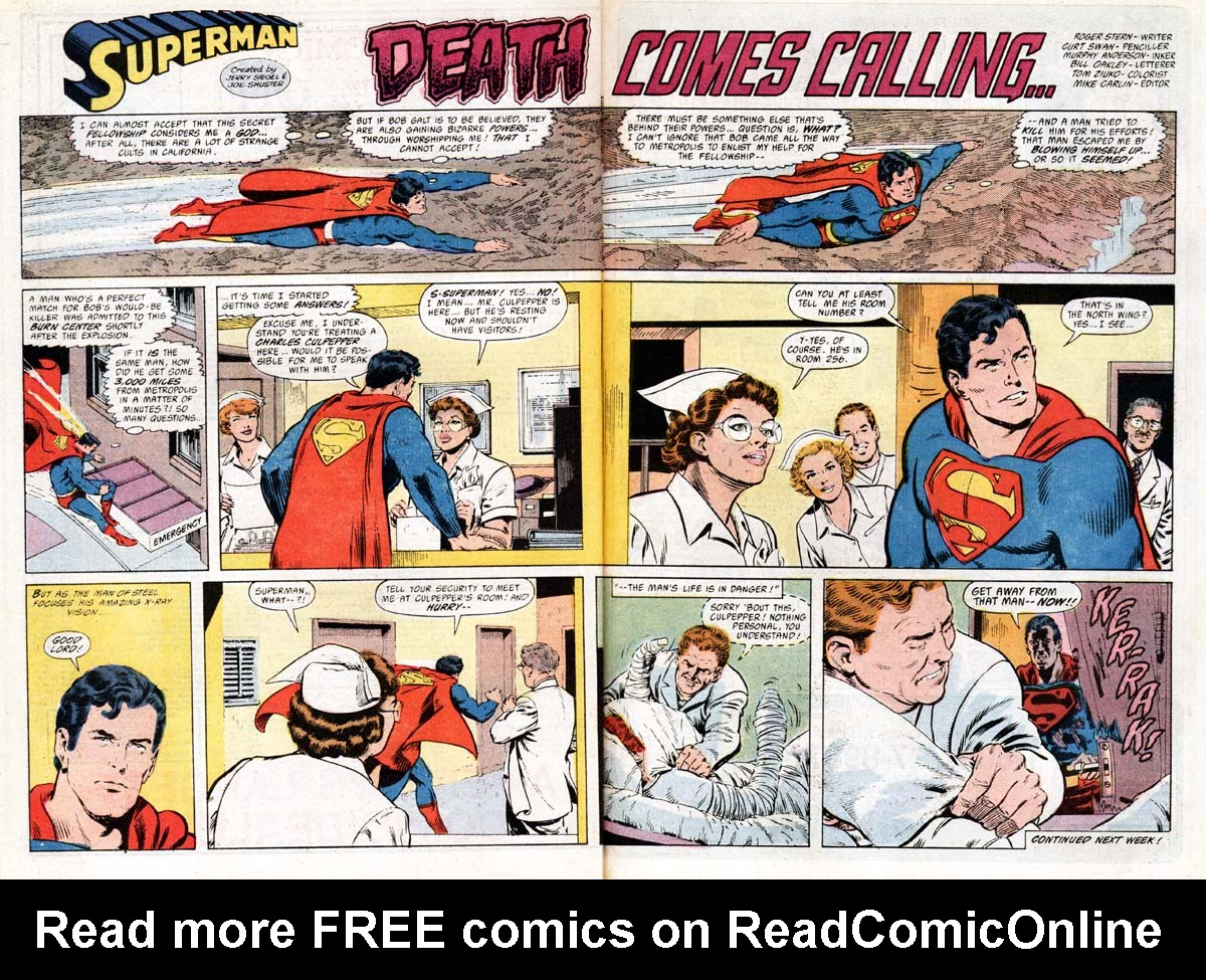 Read online Action Comics (1938) comic -  Issue #614 - 27