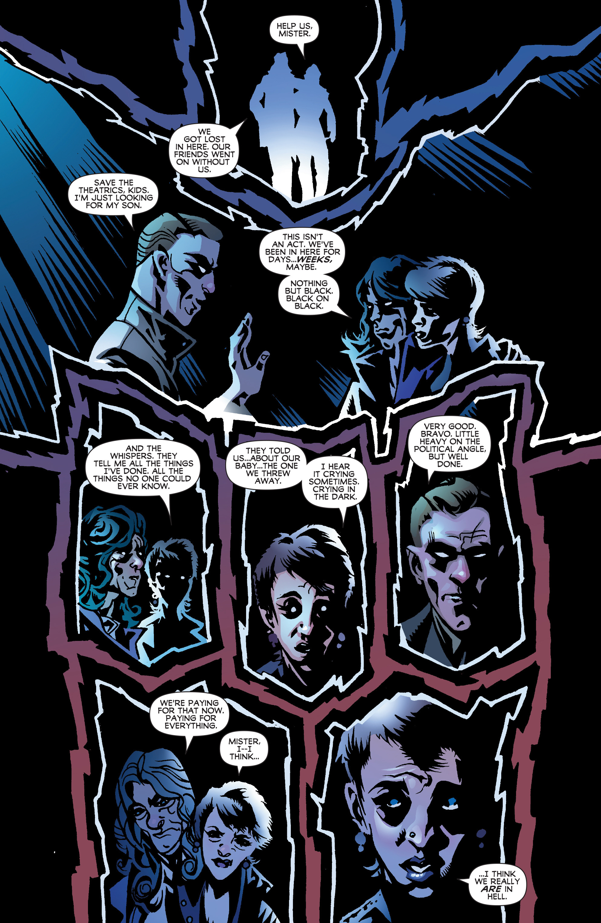 Read online Blood Blister comic -  Issue #1 - 17