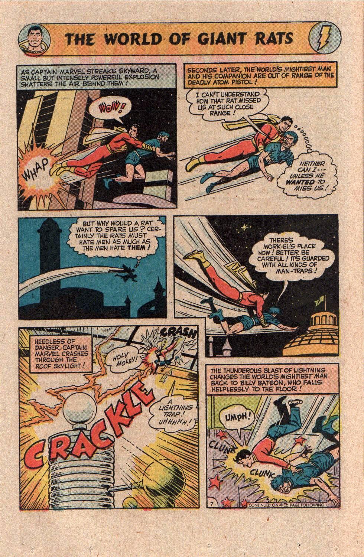 Read online Shazam! (1973) comic -  Issue #21 - 11