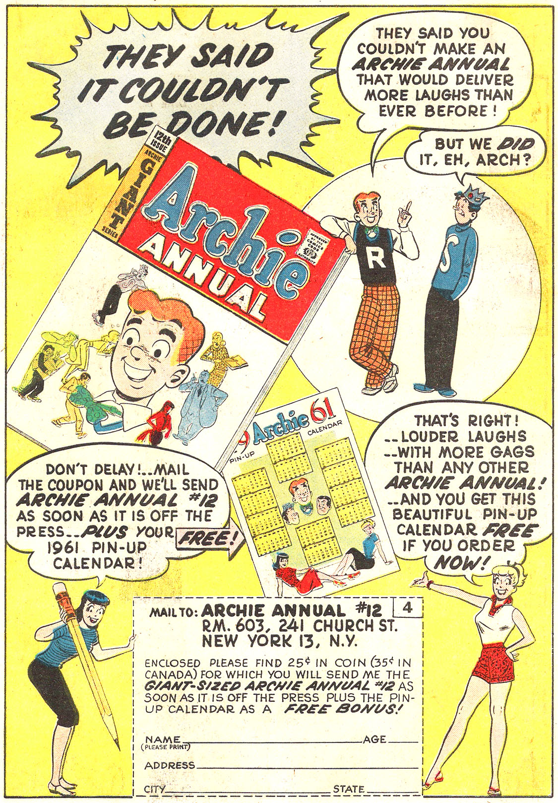 Read online Archie's Girls Betty and Veronica comic -  Issue #54 - 19