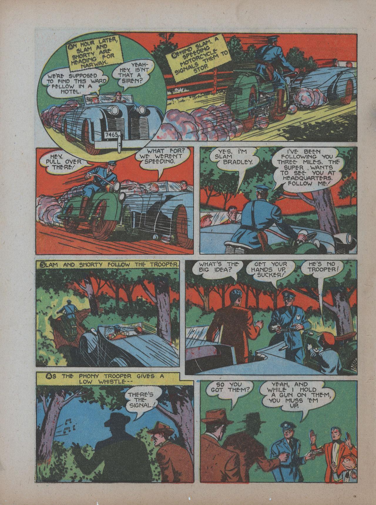 Read online Detective Comics (1937) comic -  Issue #48 - 60