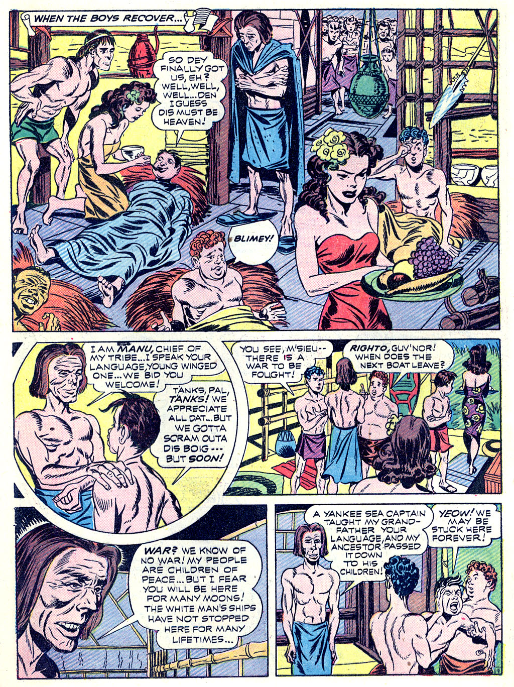Read online Detective Comics (1937) comic -  Issue #68 - 20
