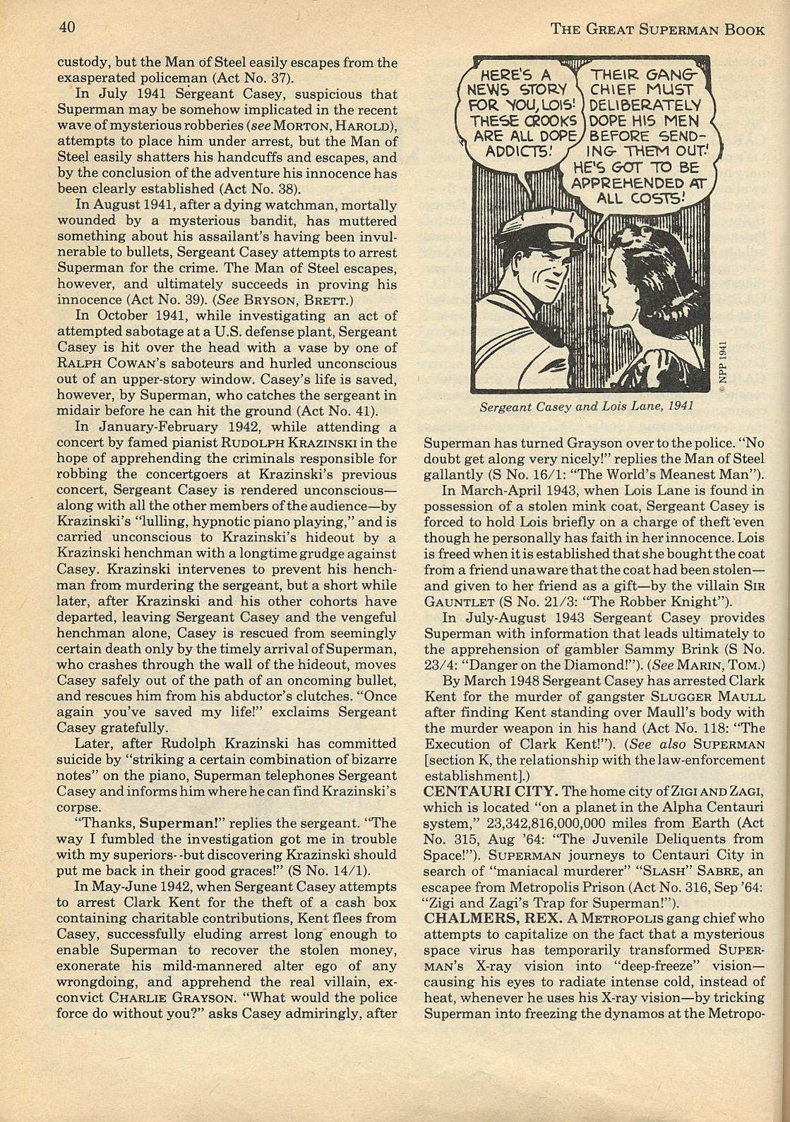 The Great Superman Book issue TPB (Part 1) - Page 58