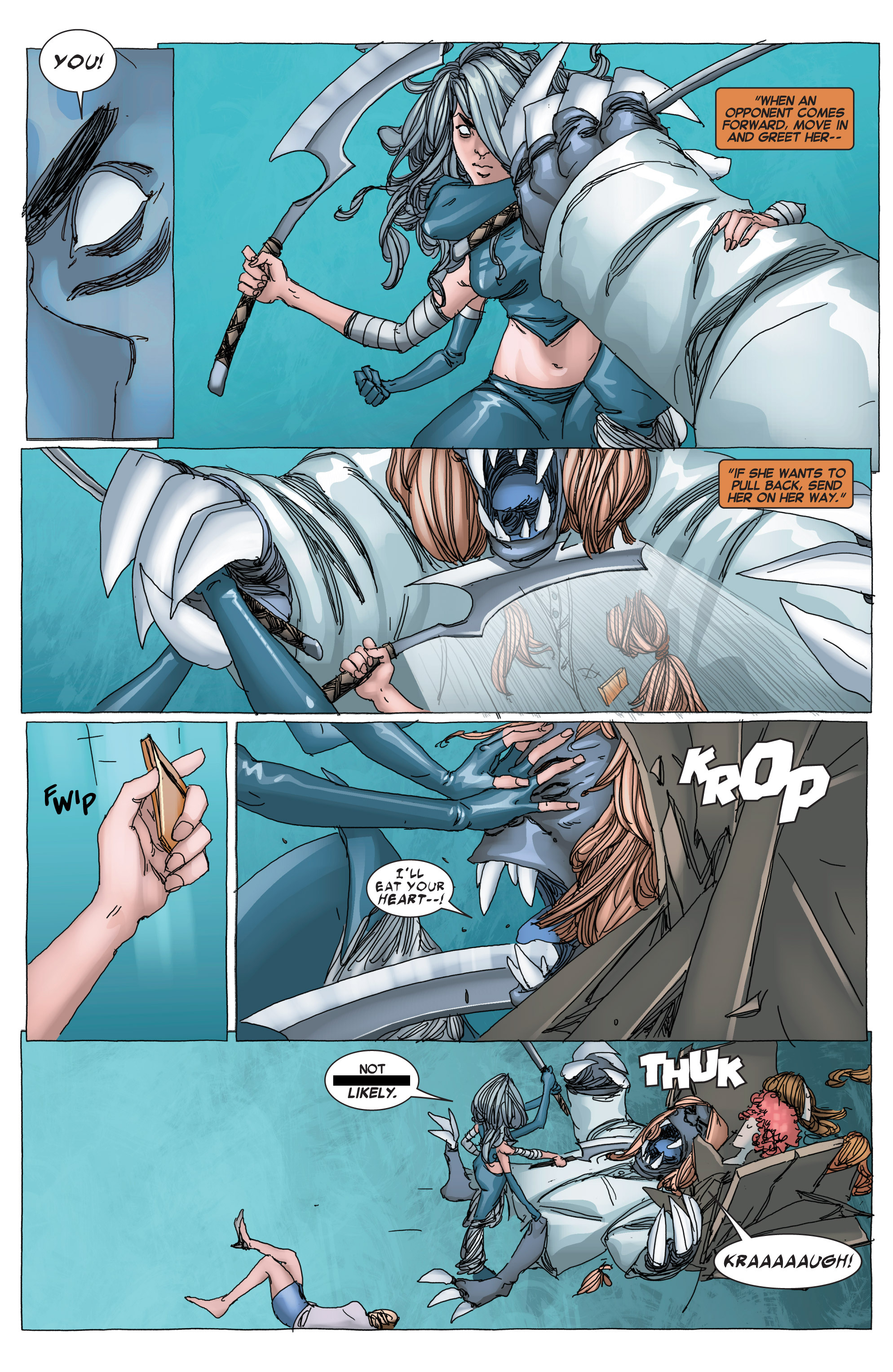 Read online Uncanny X-Force (2013) comic -  Issue #12 - 12