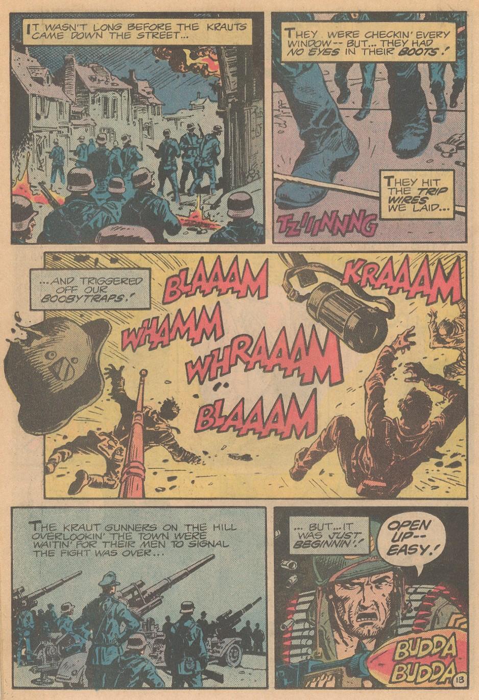 Read online Sgt. Rock comic -  Issue #363 - 14