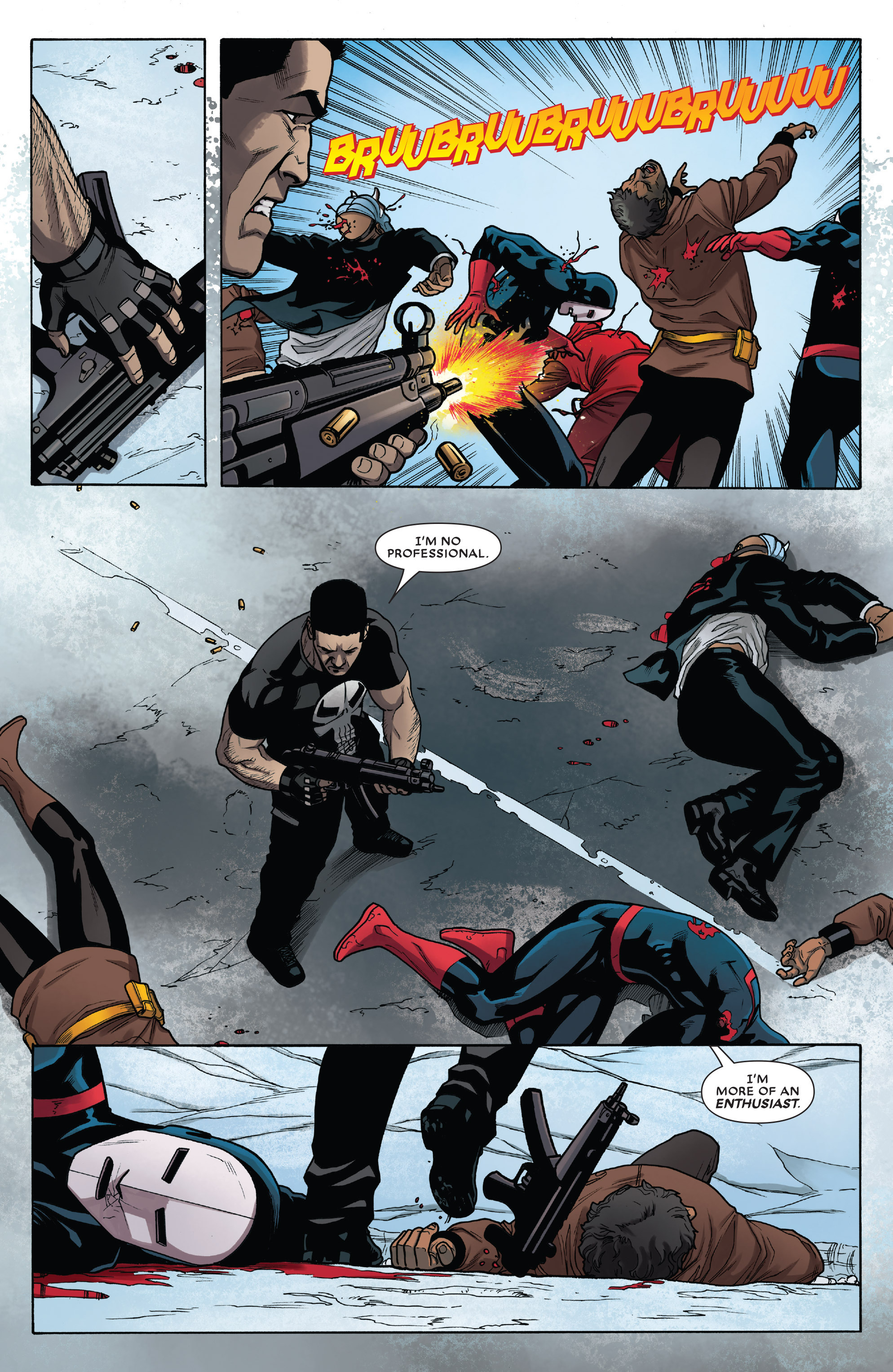 Read online Deadpool vs. The Punisher comic -  Issue #3 - 17
