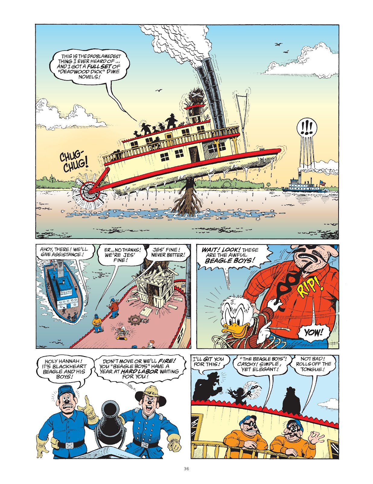 Read online The Complete Life and Times of Scrooge McDuck comic -  Issue # TPB 1 (Part 1) - 43