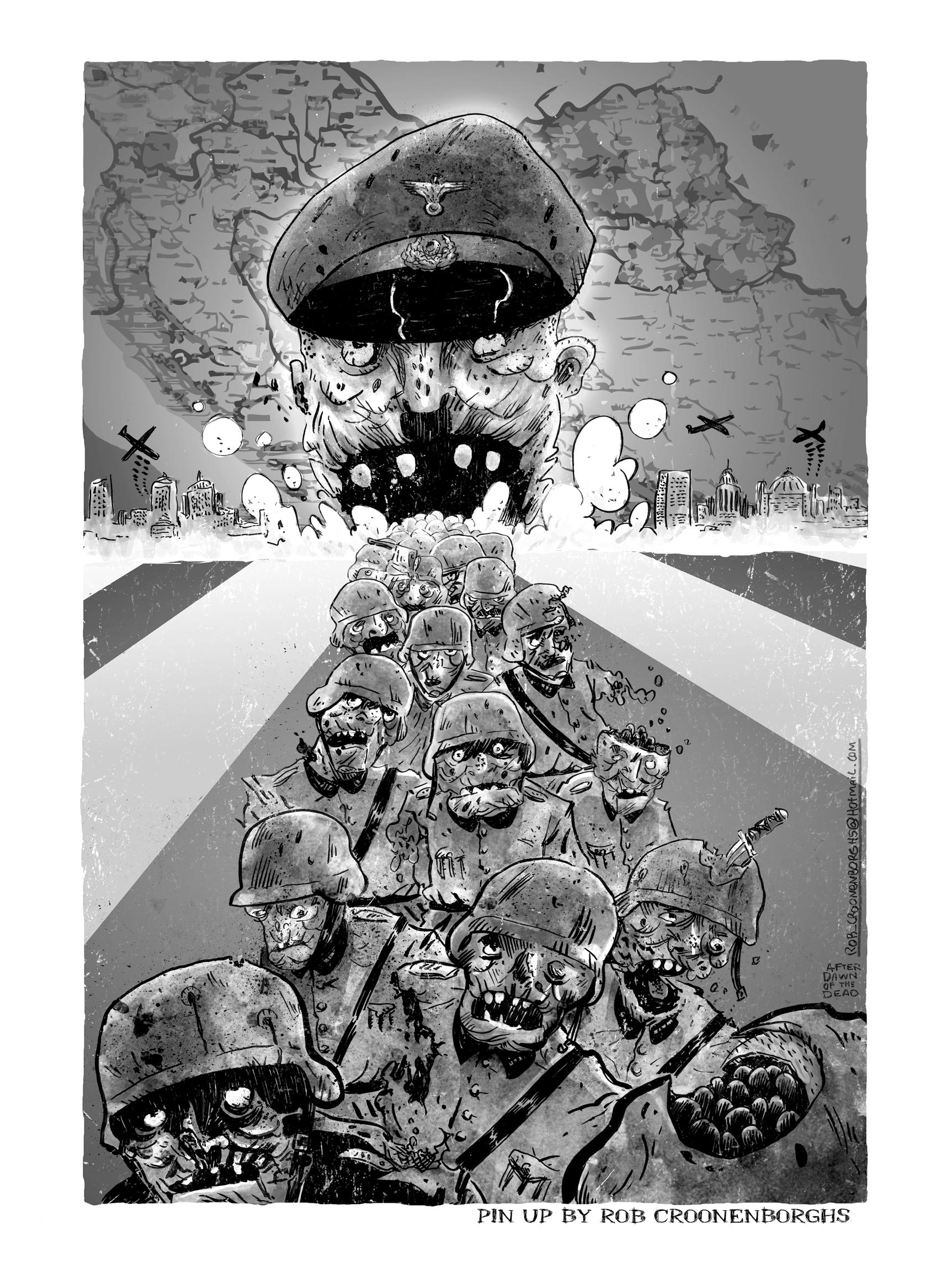 Read online FUBAR comic -  Issue #1 - 174