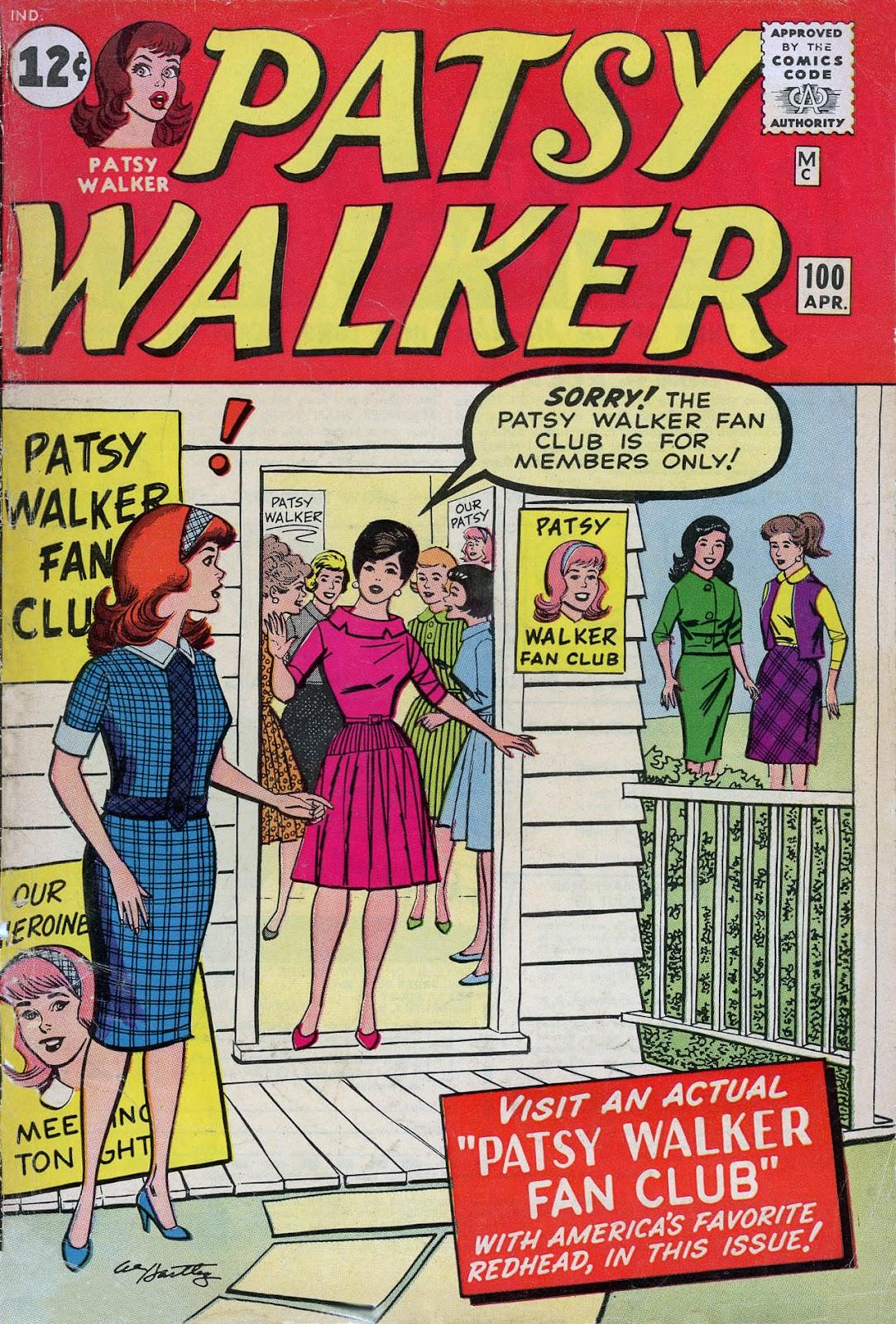 Patsy Walker 100 Page 1