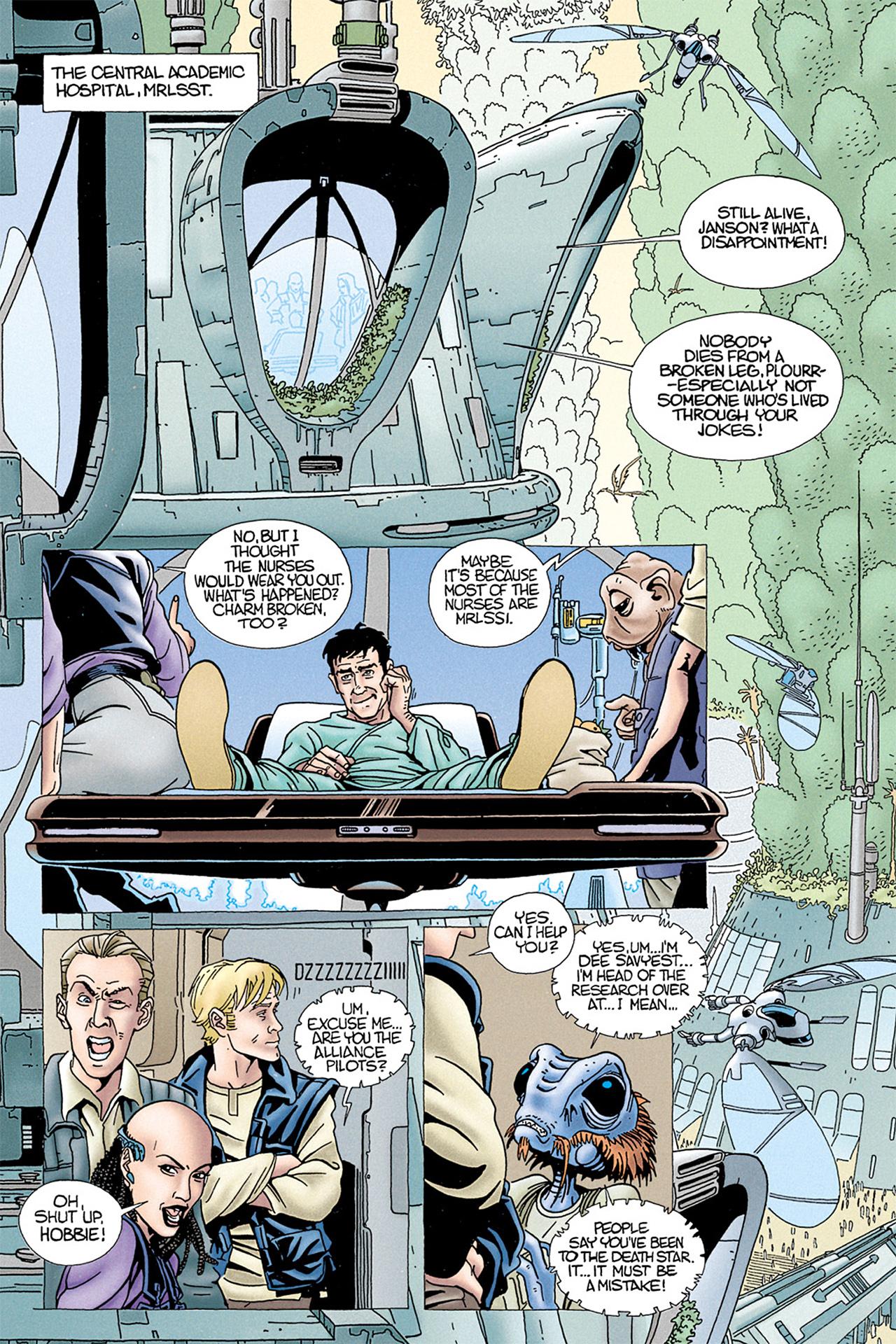 Read online Star Wars Omnibus comic -  Issue # Vol. 1 - 221