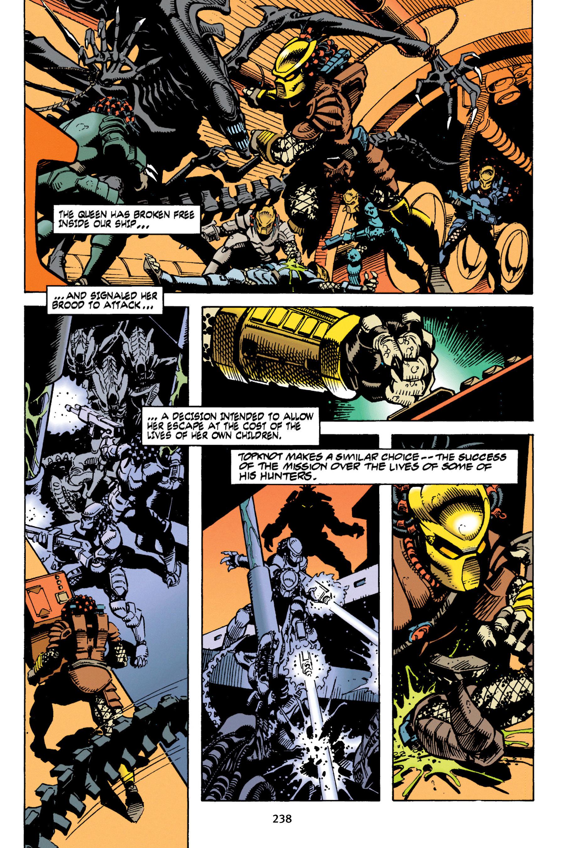Read online Aliens vs. Predator Omnibus comic -  Issue # _TPB 1 Part 3 - 30