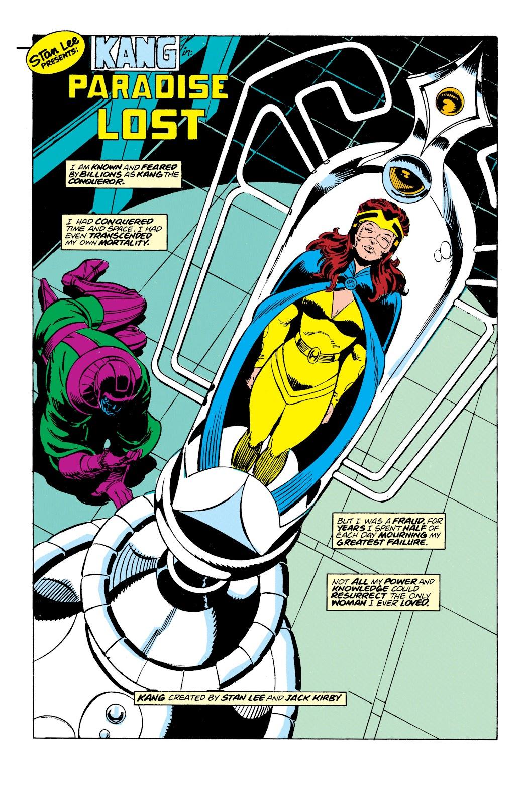 Read online Avengers: Citizen Kang comic -  Issue # TPB (Part 2) - 3