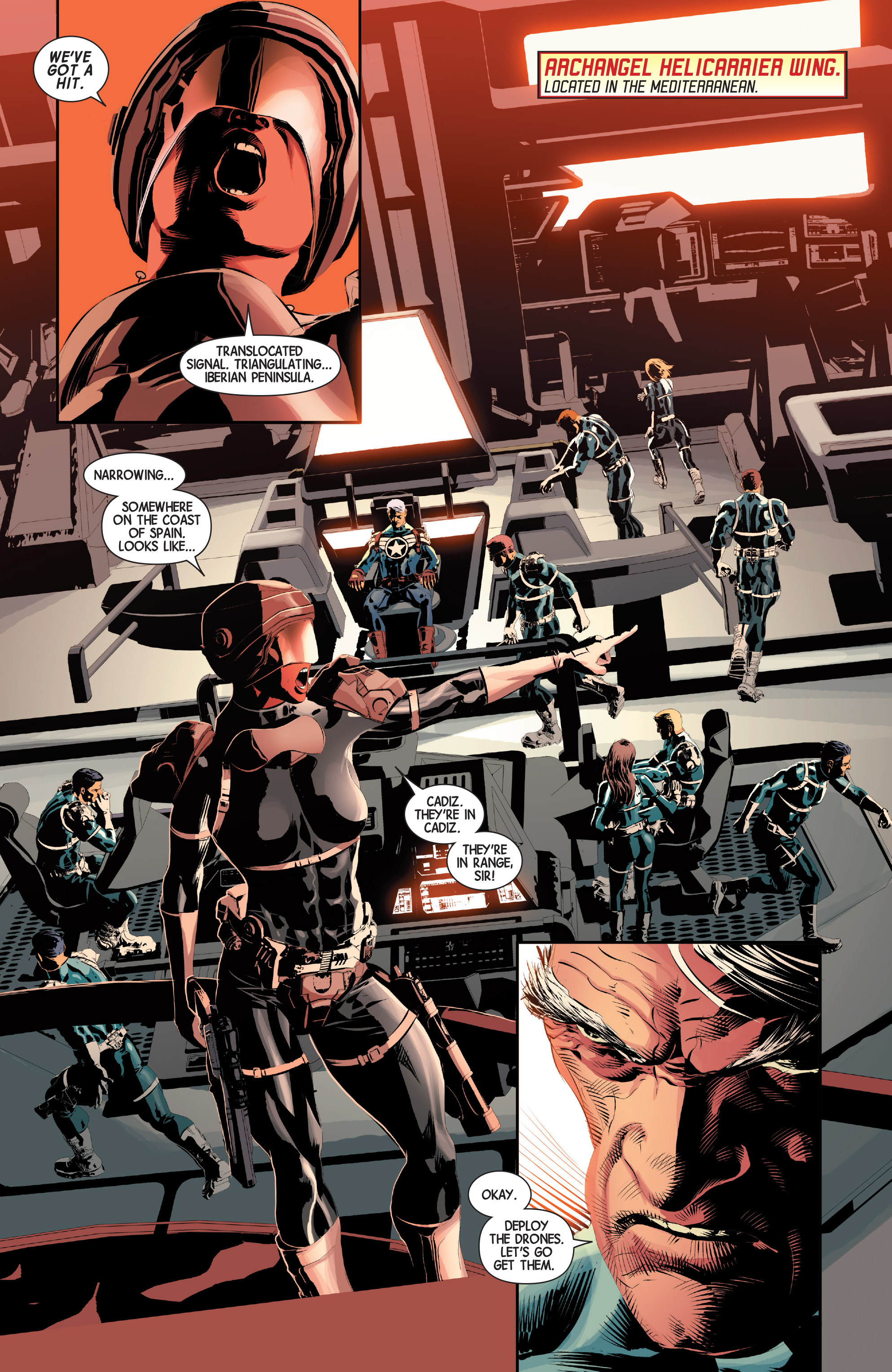 Read online Avengers (2013) comic -  Issue #39 - 8