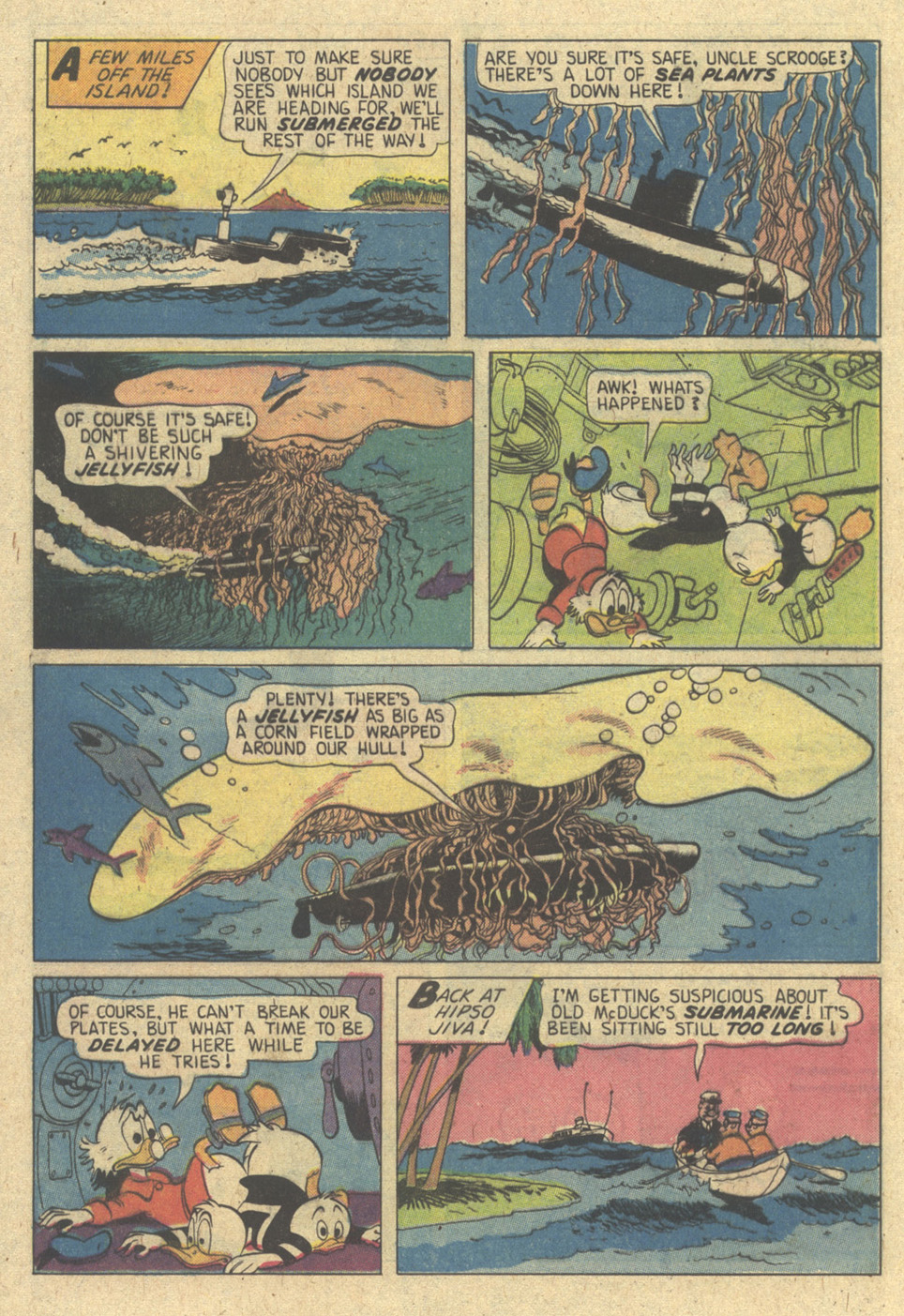Read online Uncle Scrooge (1953) comic -  Issue #174 - 16