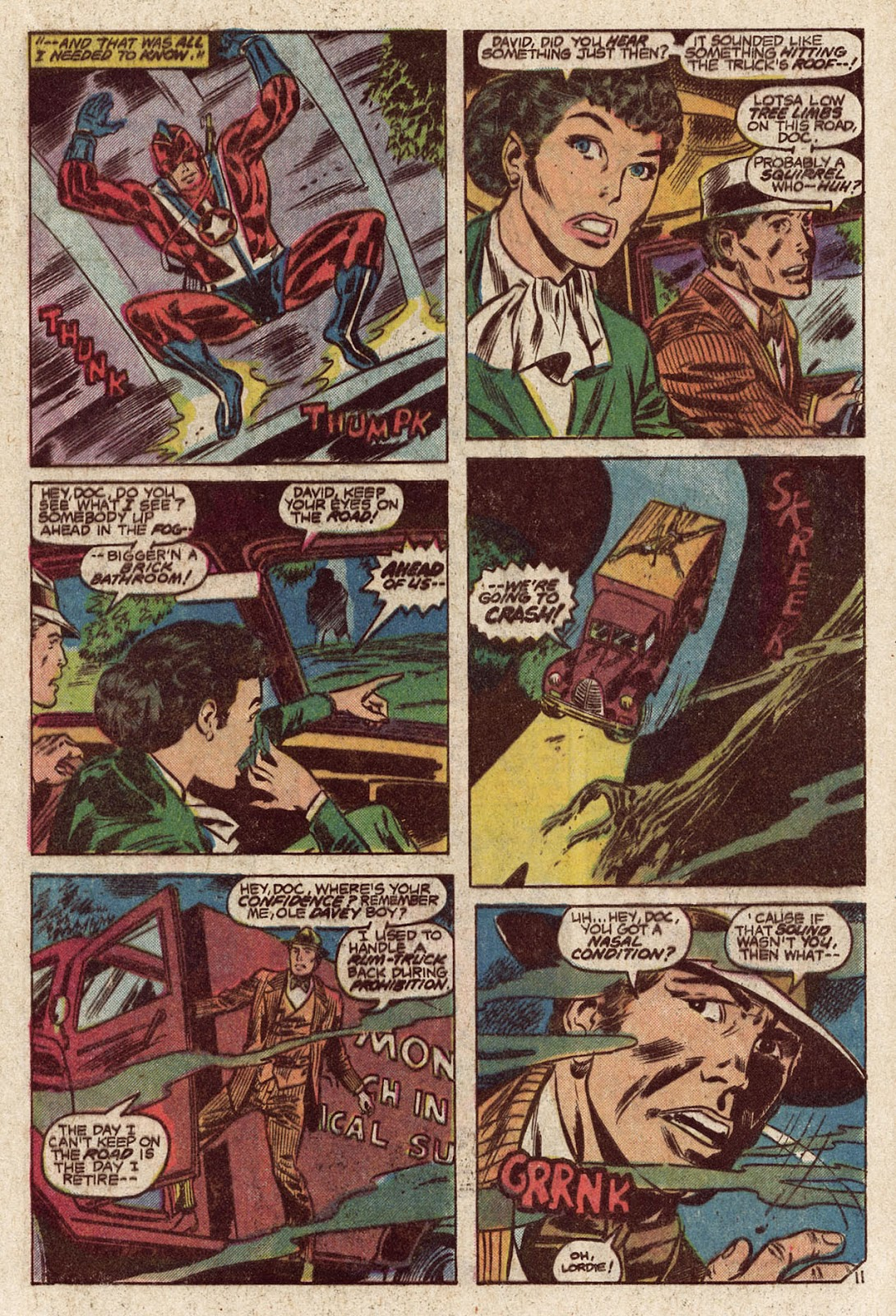Steel, The Indestructible Man issue 5 - Page 17