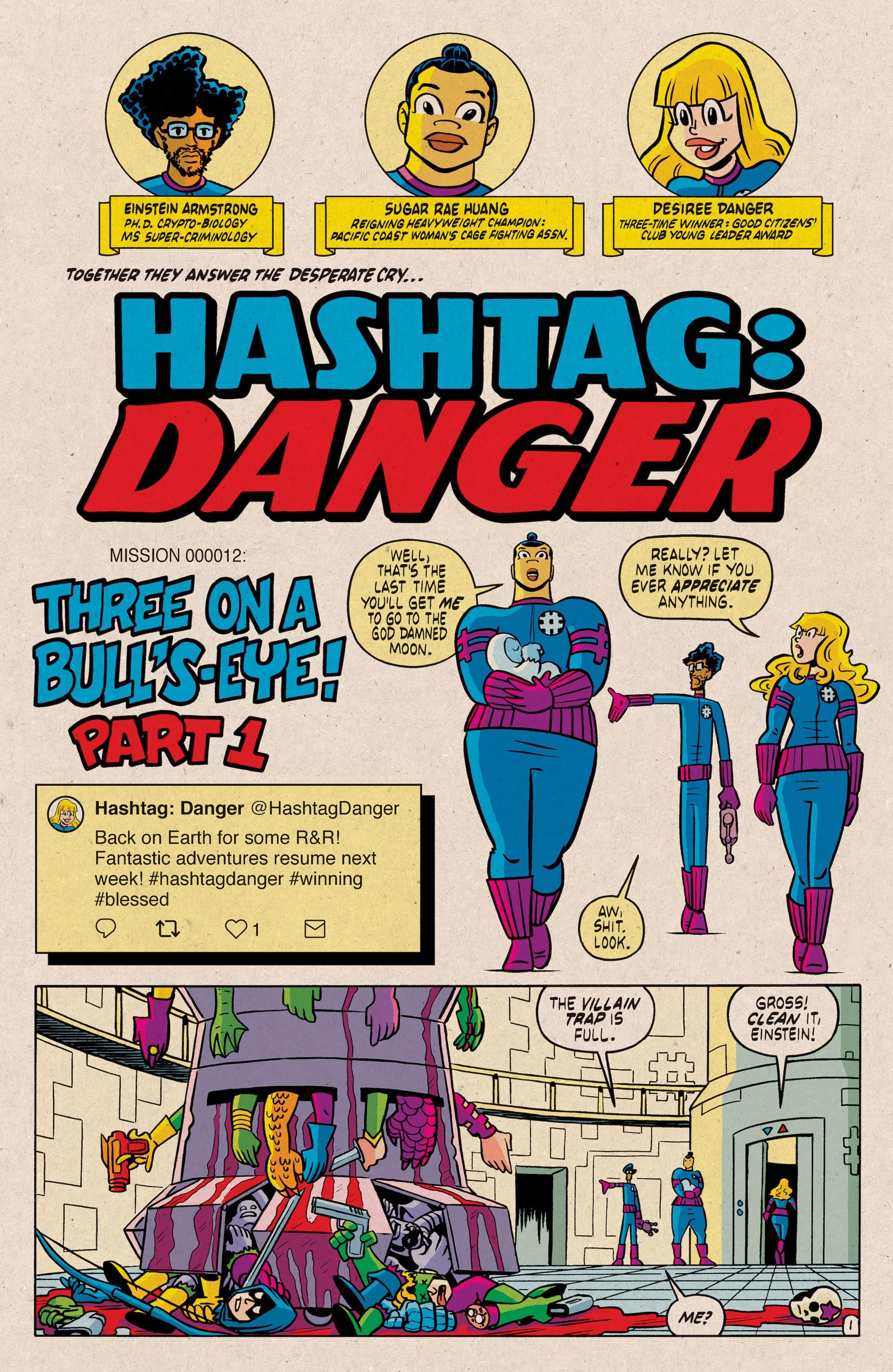 Hashtag Danger 4 Page 3