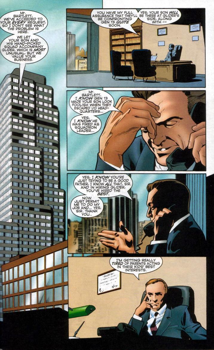Read online Spider-Man/Gen13 comic -  Issue # Full - 34