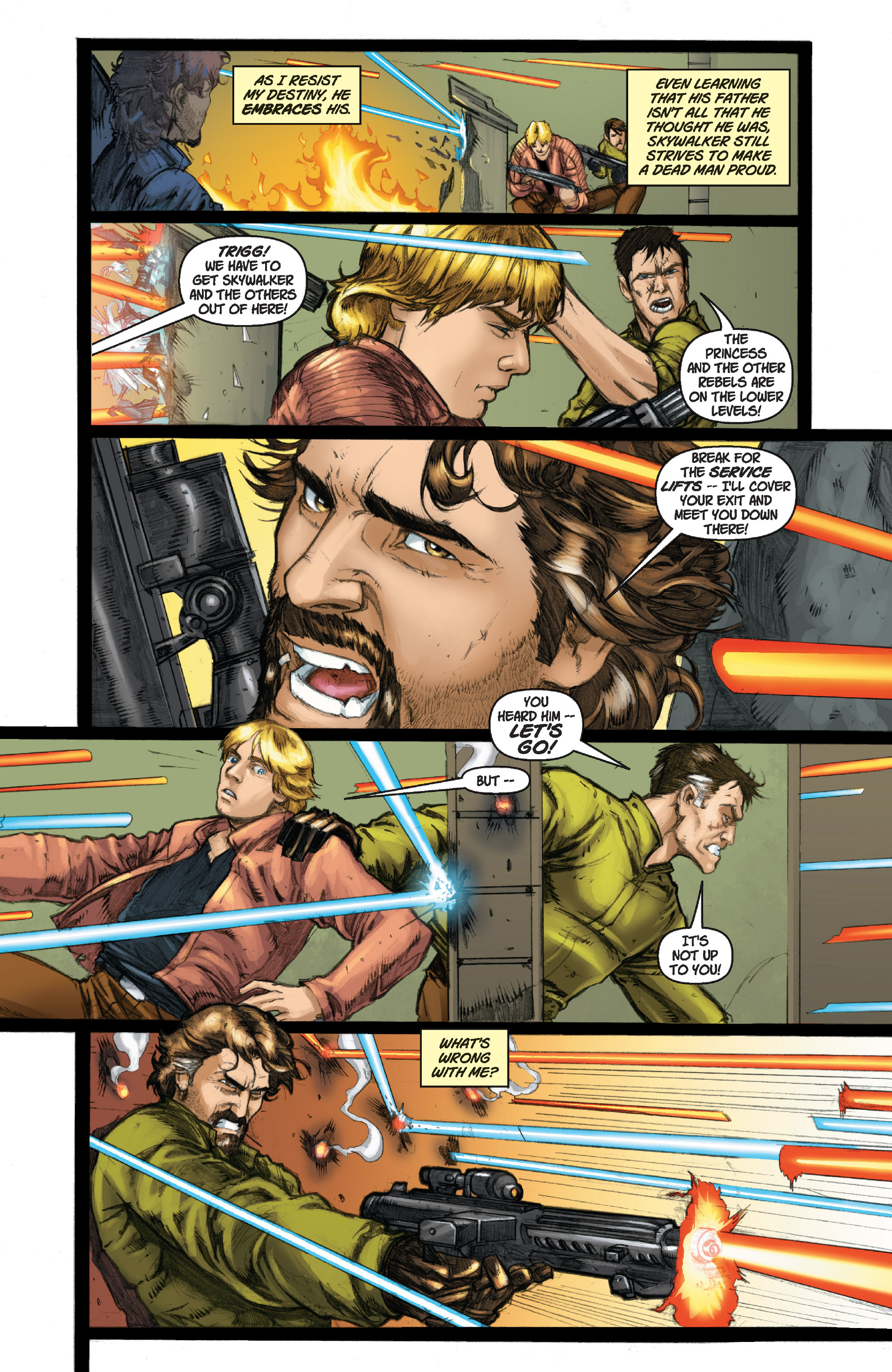 Read online Star Wars Omnibus comic -  Issue # Vol. 20 - 122