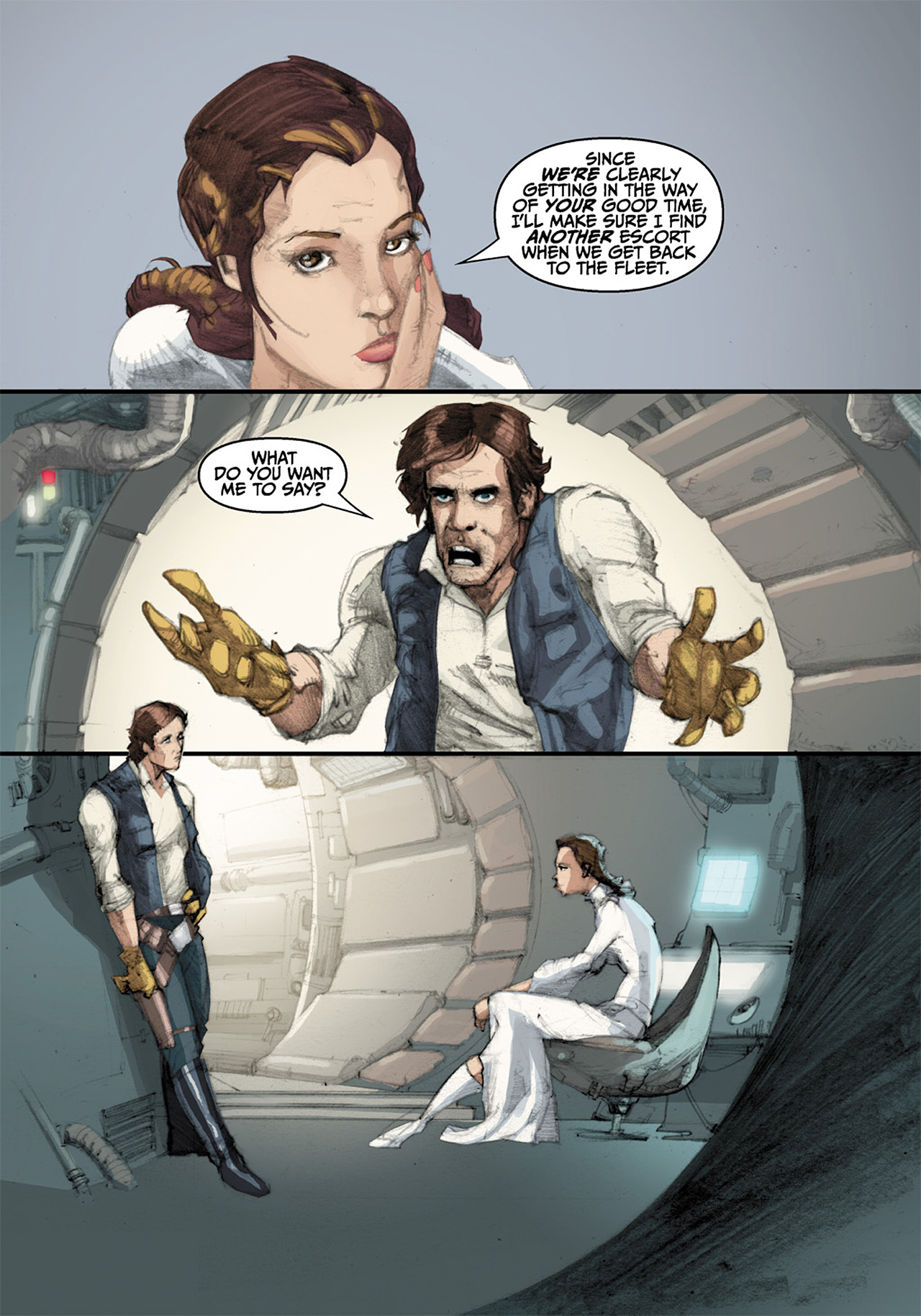 Read online Star Wars Omnibus comic -  Issue # Vol. 33 - 113