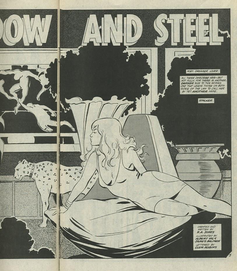 Scimidar (1988) issue 1 - Page 7