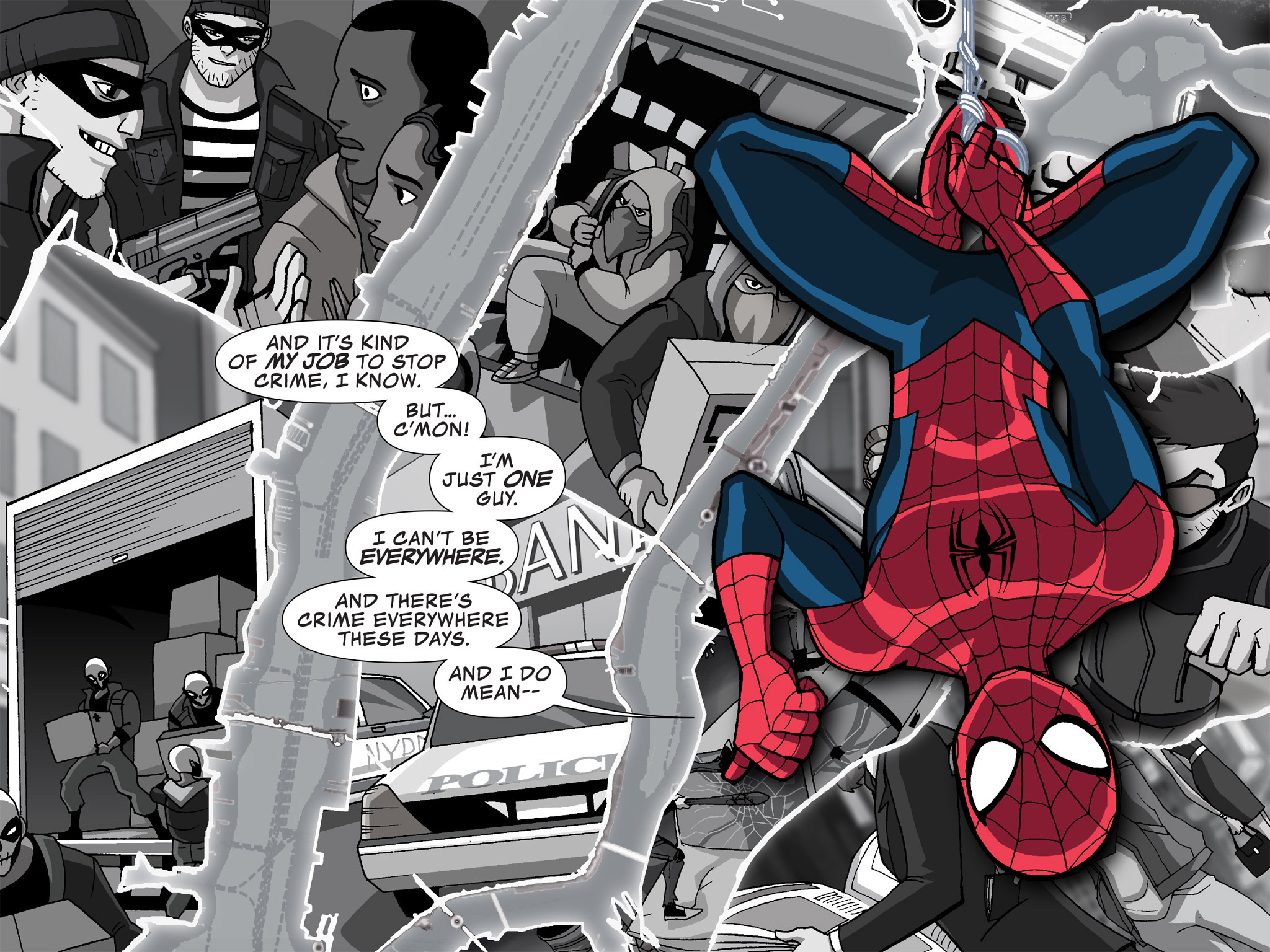 Read online Ultimate Spider-Man (Infinite Comics) (2015) comic -  Issue #14 - 6