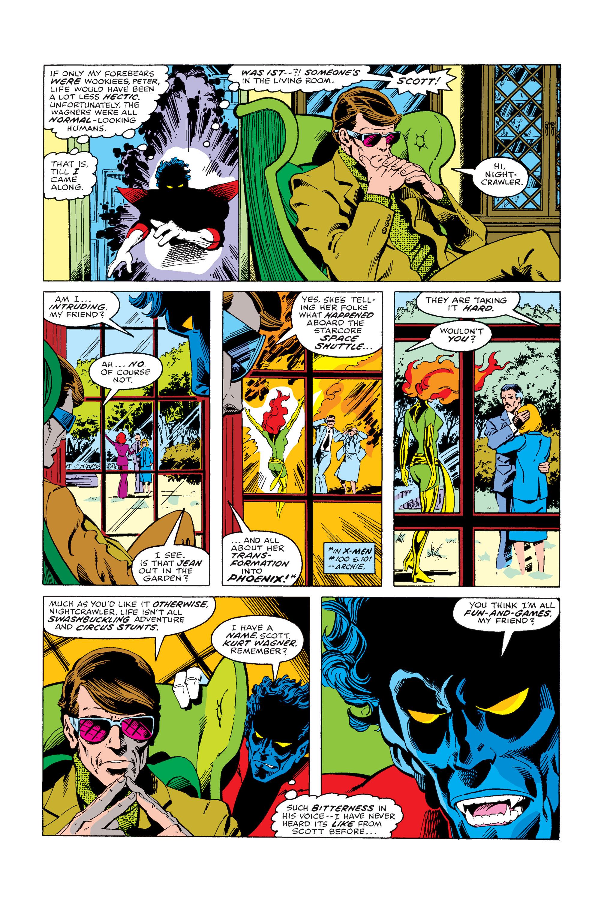Uncanny X-Men (1963) 109 Page 7