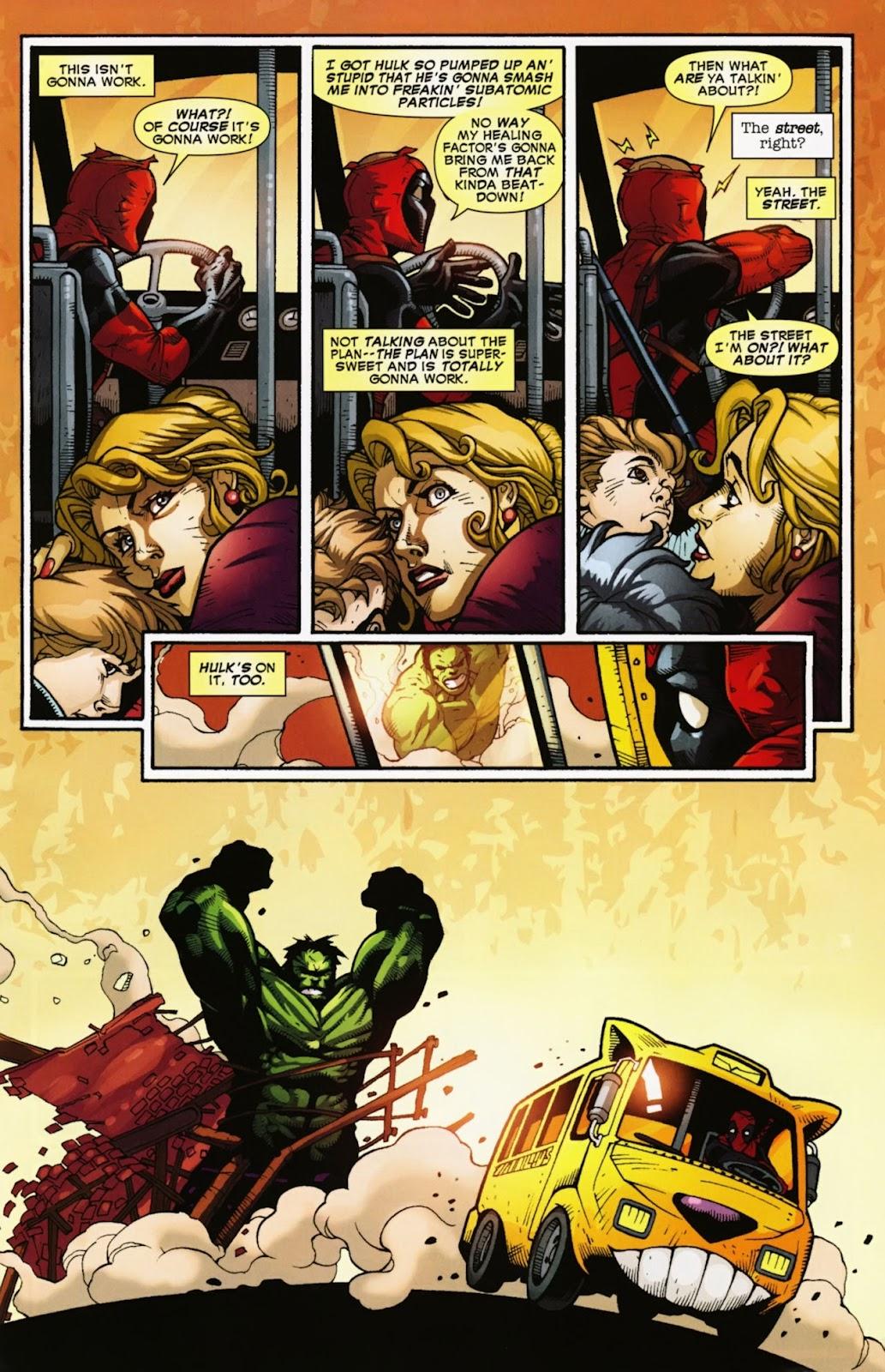 Read online Deadpool (2008) comic -  Issue #39 - 10