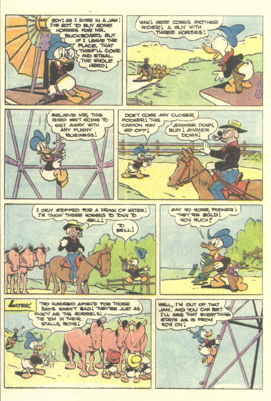 Walt Disney's Donald Duck (1986) issue 247 - Page 28