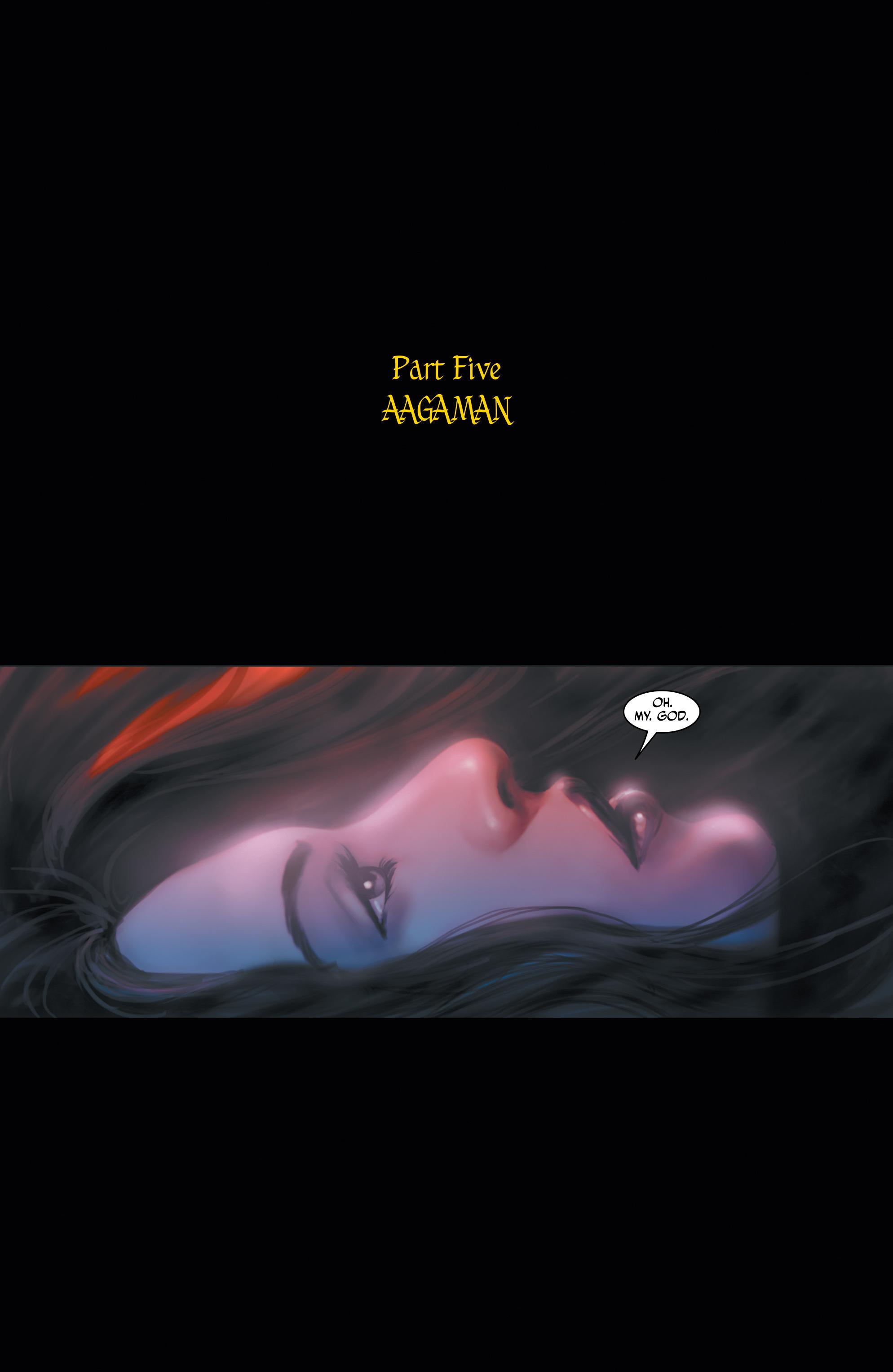 Read online Shekhar Kapur's Devi: Rebirth comic -  Issue #5 - 3