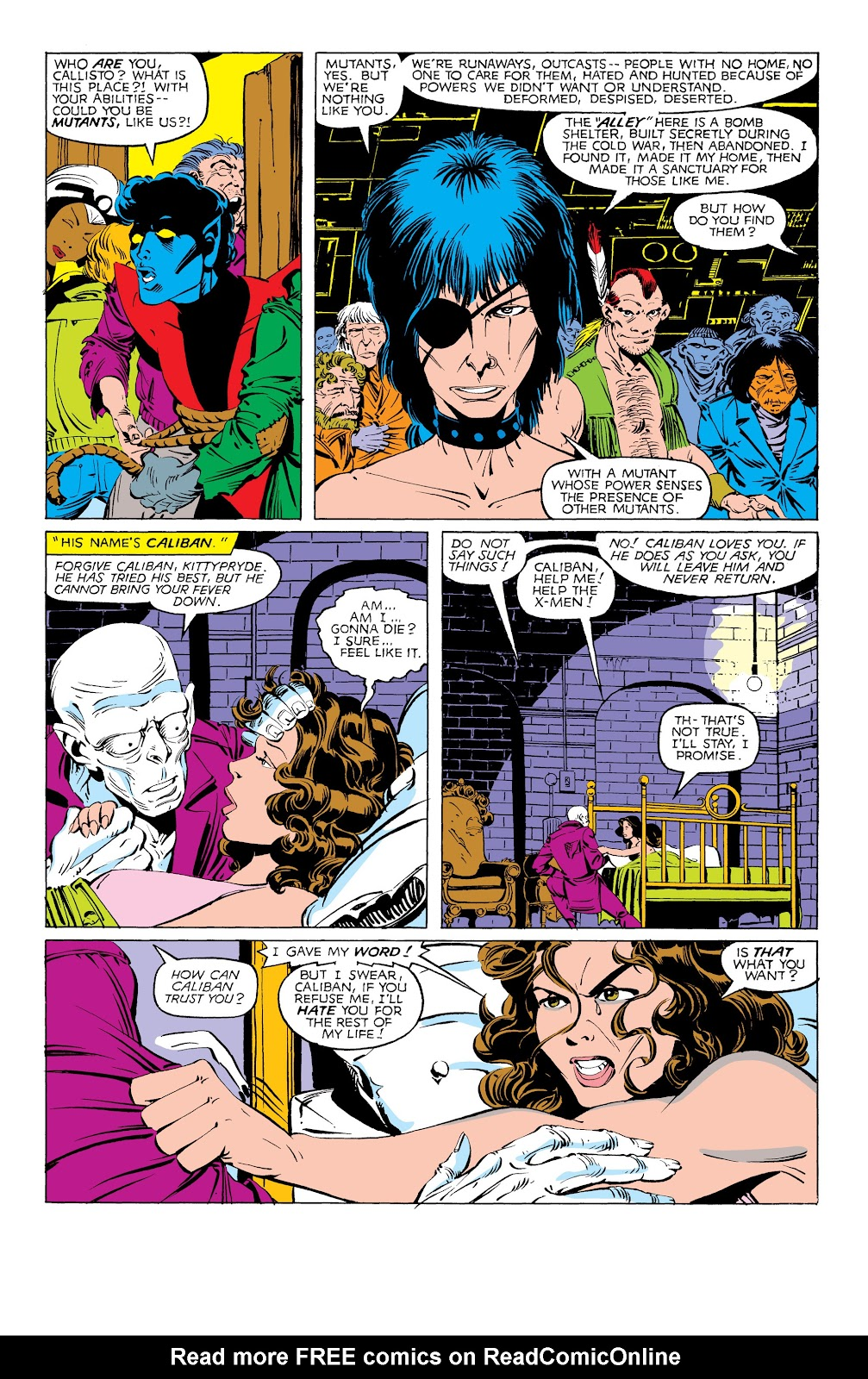 Uncanny X-Men (1963) issue 170 - Page 10