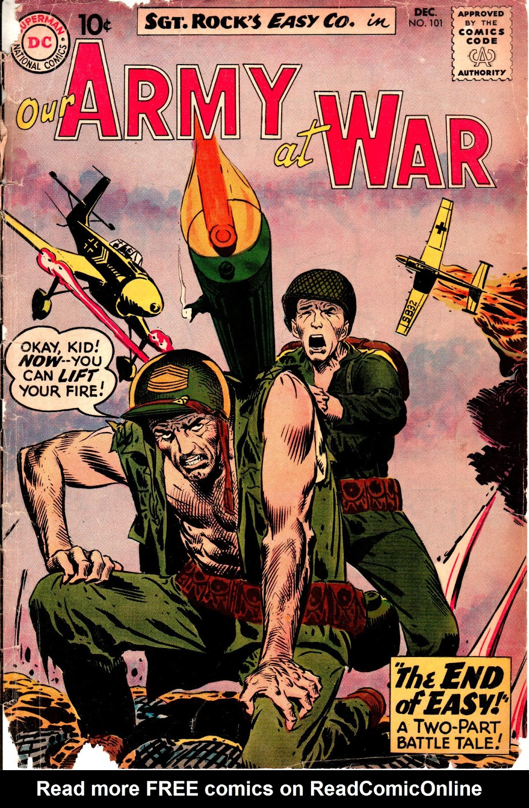 Our Army at War (1952) issue 101 - Page 1