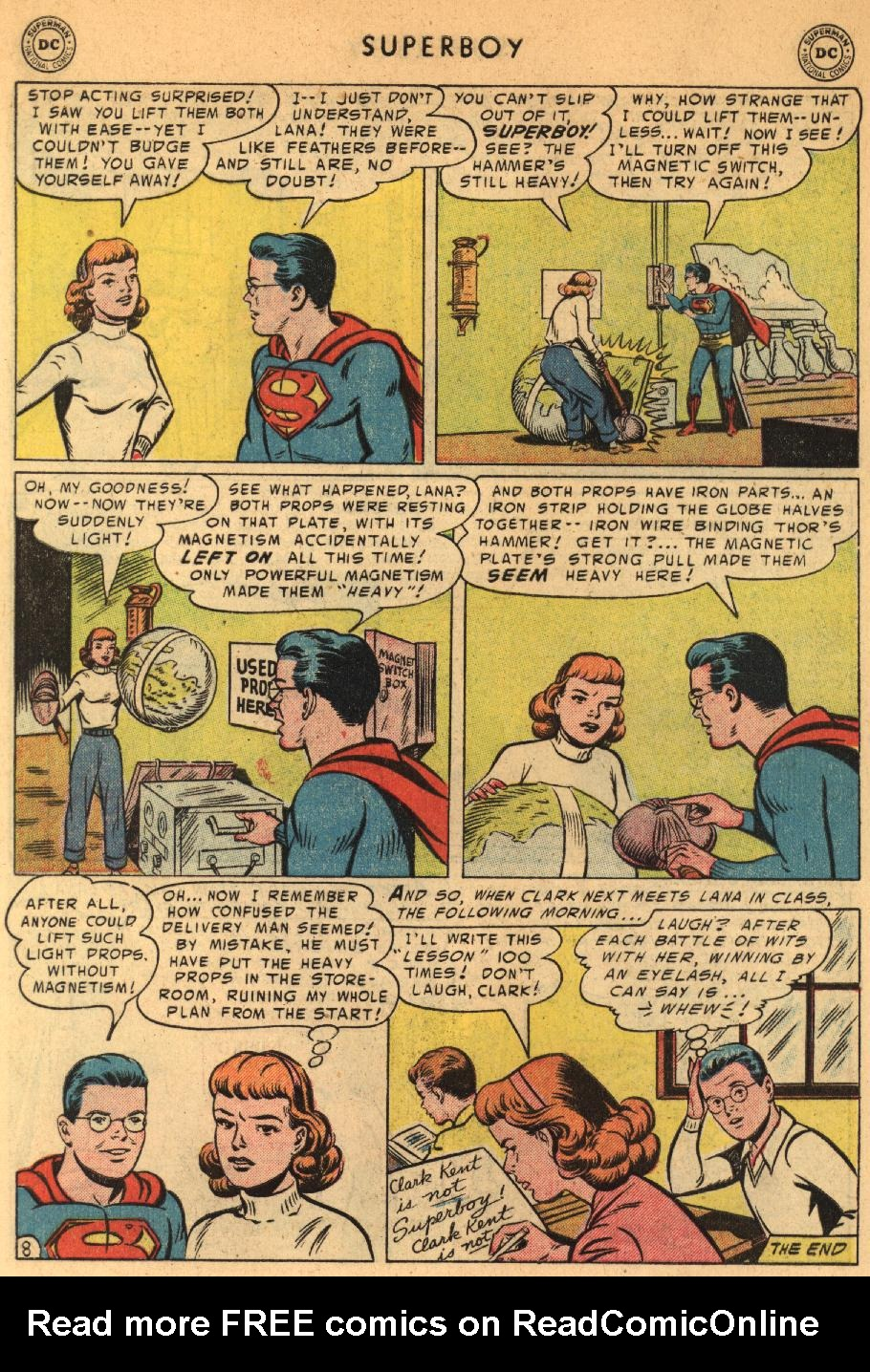 Superboy (1949) issue 44 - Page 29