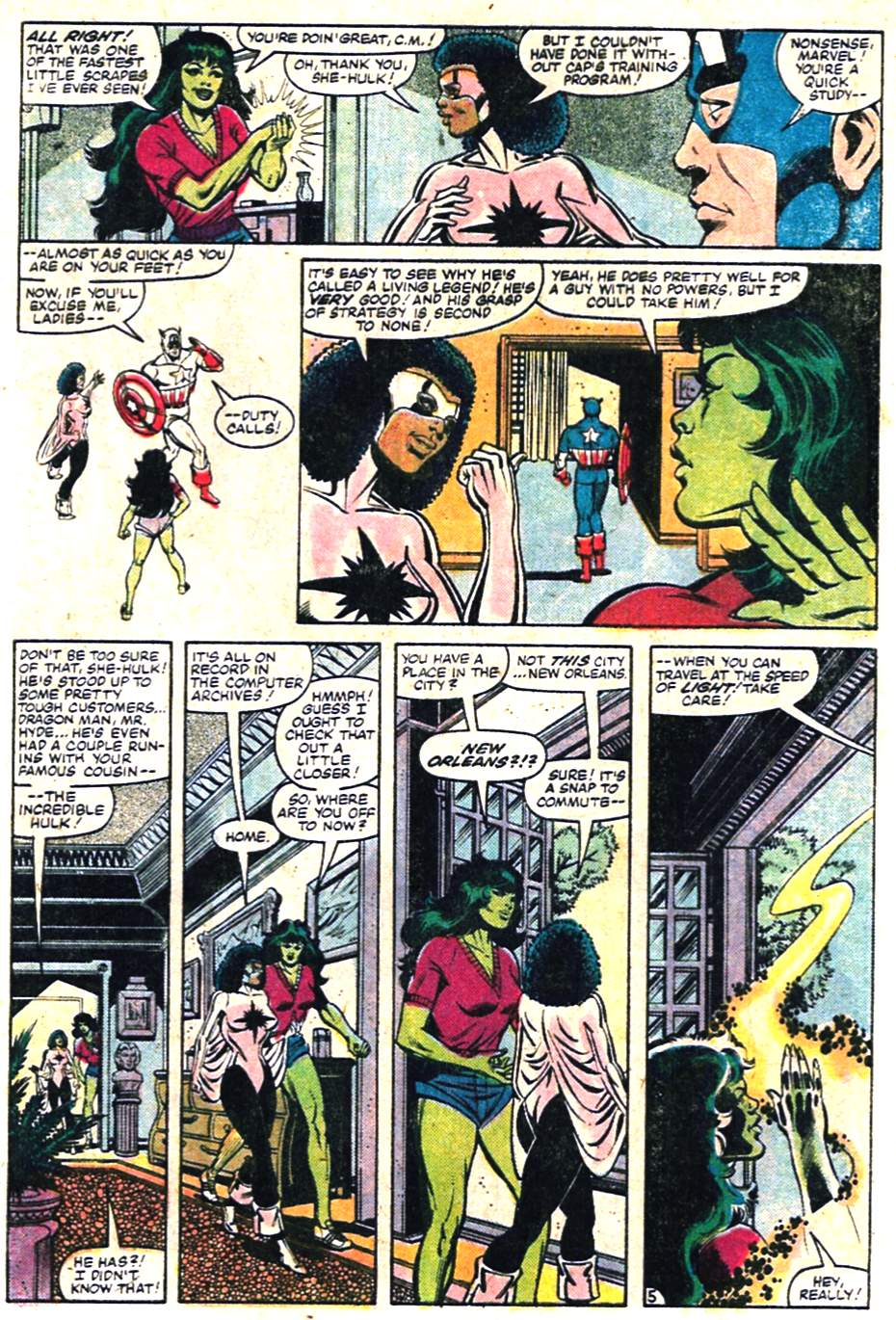 The Avengers (1963) 228 Page 5