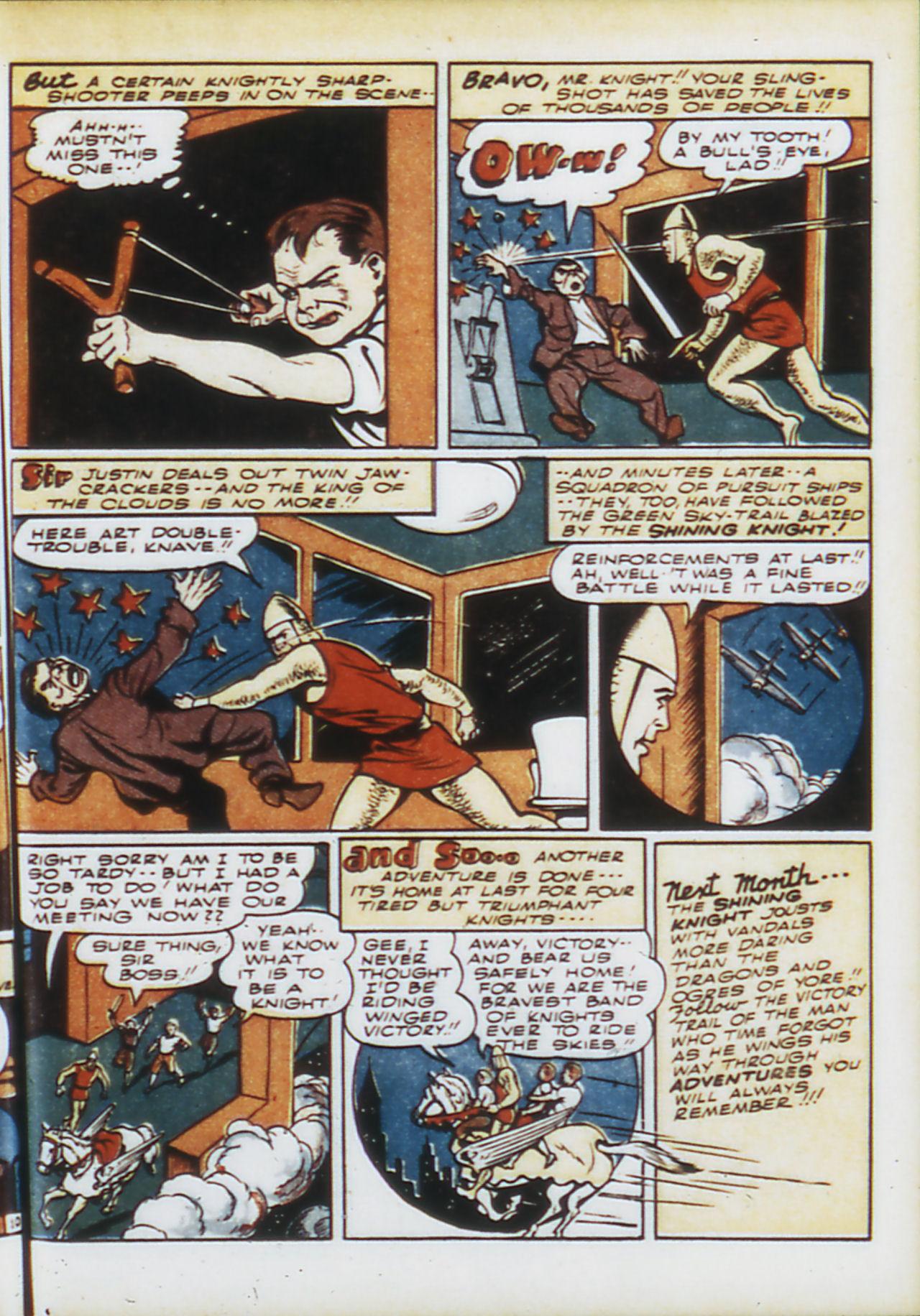 Read online Adventure Comics (1938) comic -  Issue #74 - 44