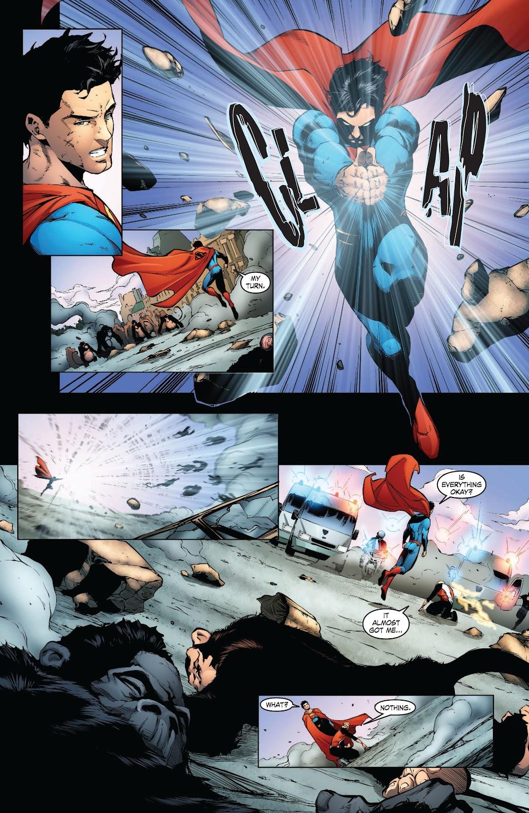 Read online Smallville Season 11 [II] comic -  Issue # TPB 3 - 36