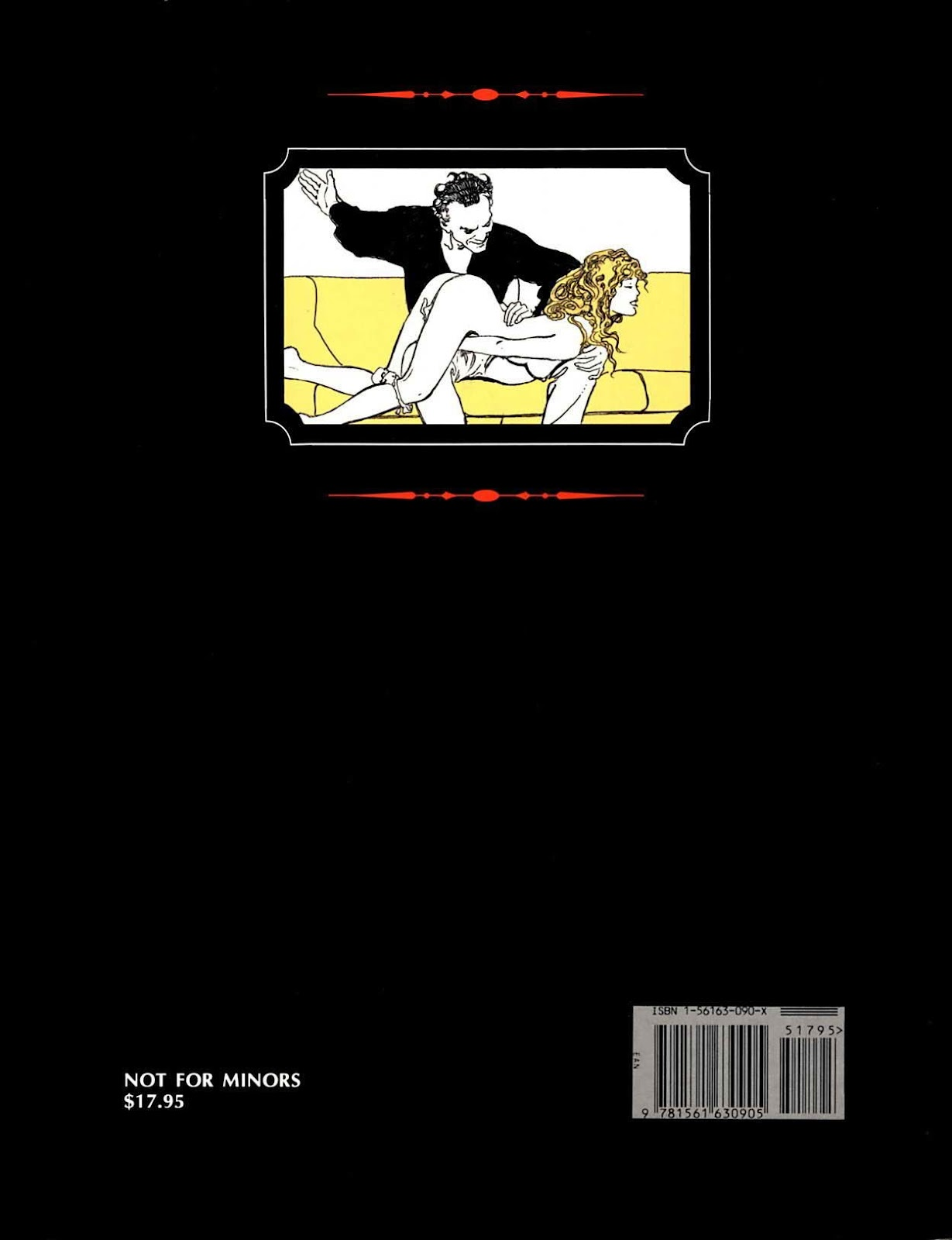 Read online The Art of Spanking comic -  Issue # TPB - 2